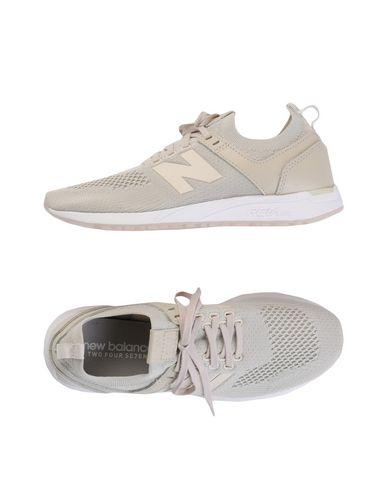 Los últimos zapatos de hombre y mujer Zapatillas New Balance 247 Knit Textile - Mujer - Zapatillas New Balance - 11468009DU Gris perla