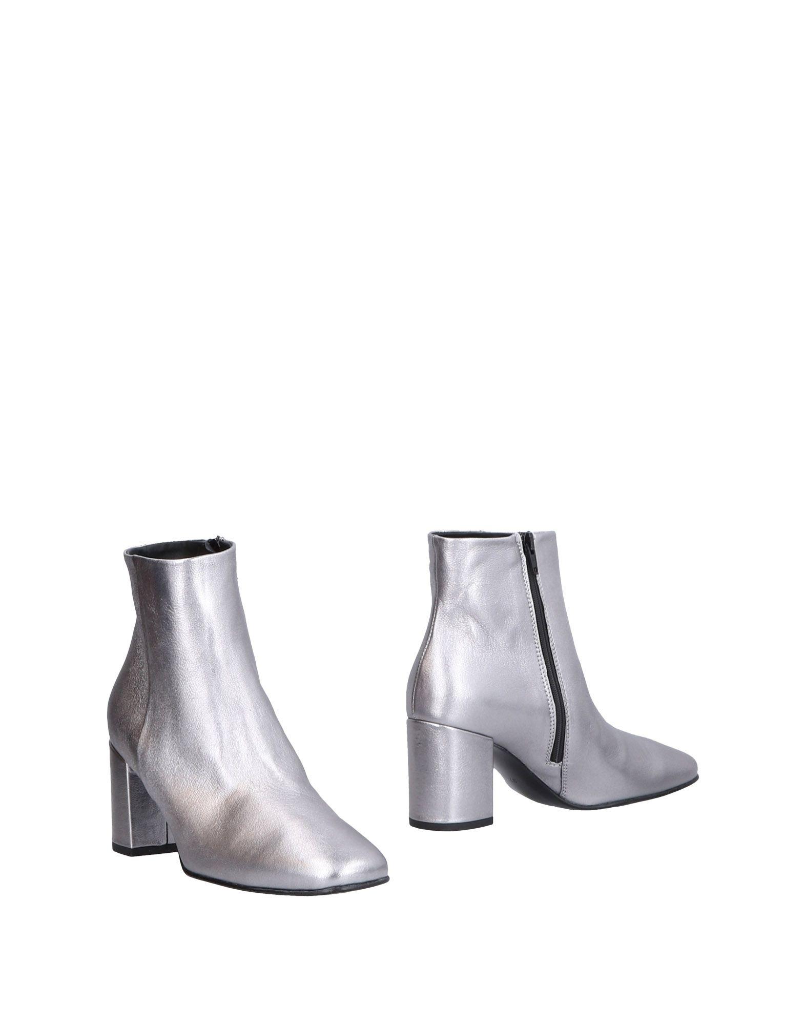 Bottine Tosca Blu Shoes Femme - Bottines Tosca Blu Shoes Argent Nouvelles chaussures pour hommes et femmes, remise limitée dans le temps
