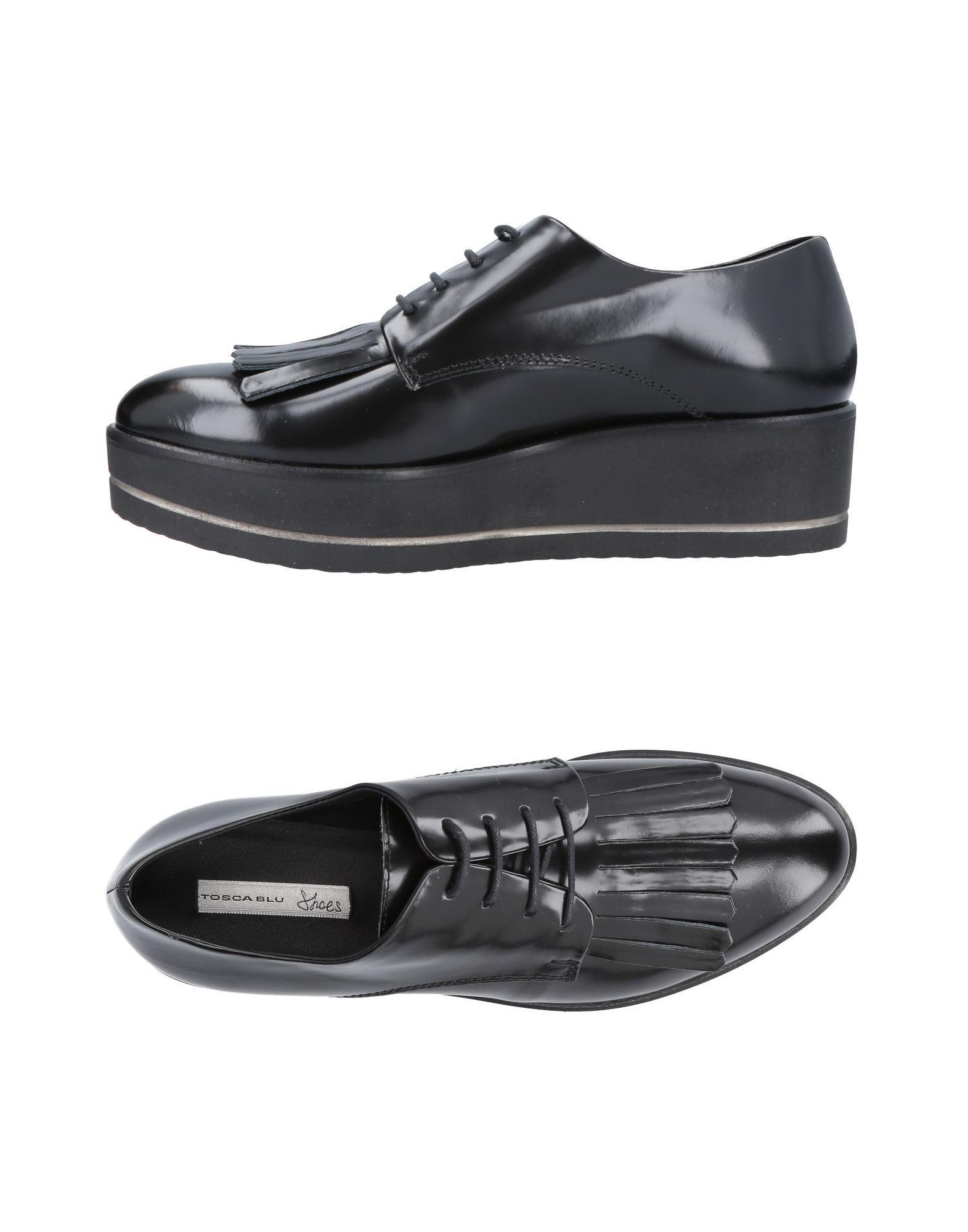 Stringate Tosca Blu Shoes Donna - 11468164CS