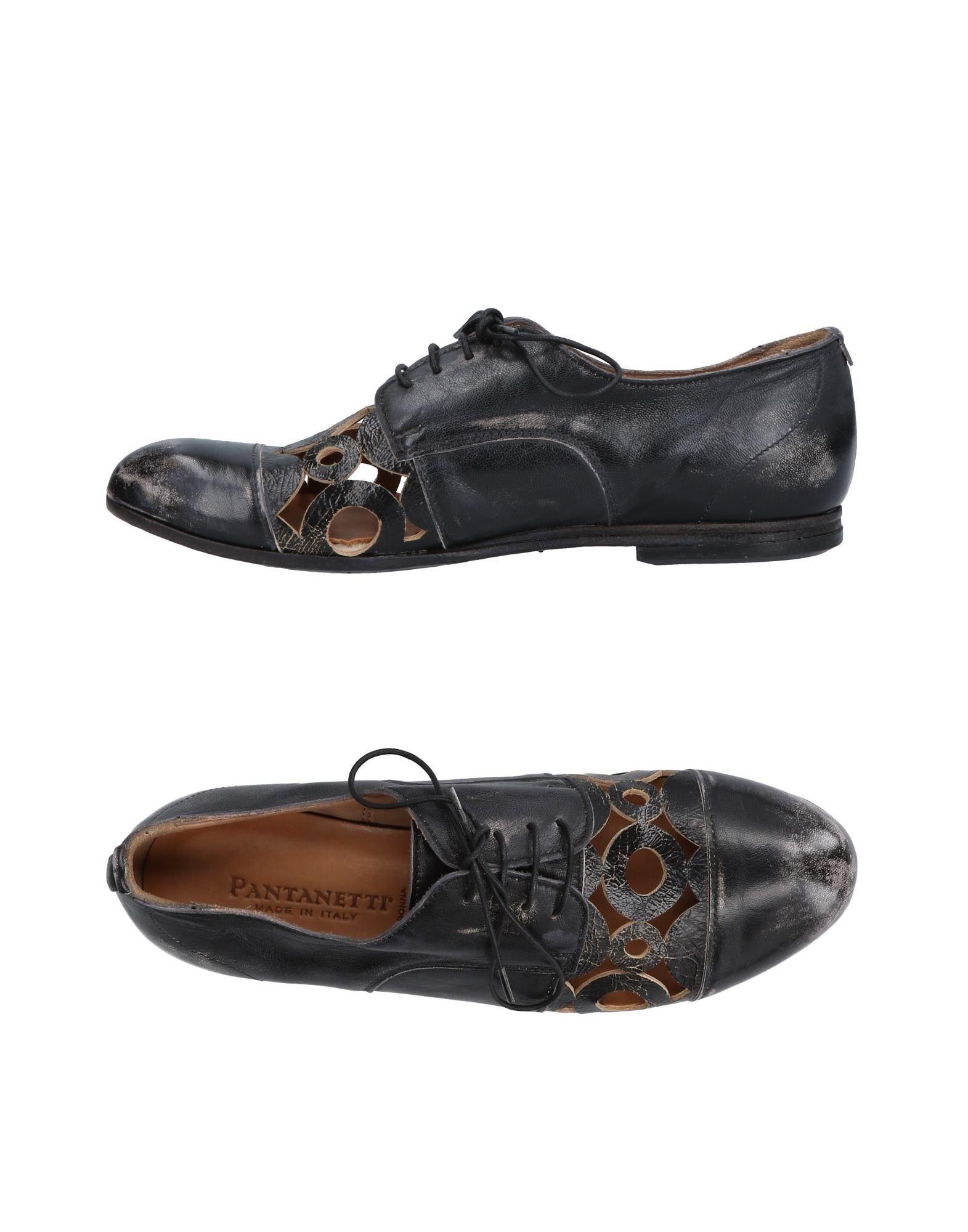 Haltbare Mode billige Schuhe Pantanetti Schnürschuhe Damen  11468173HS Heiße Schuhe