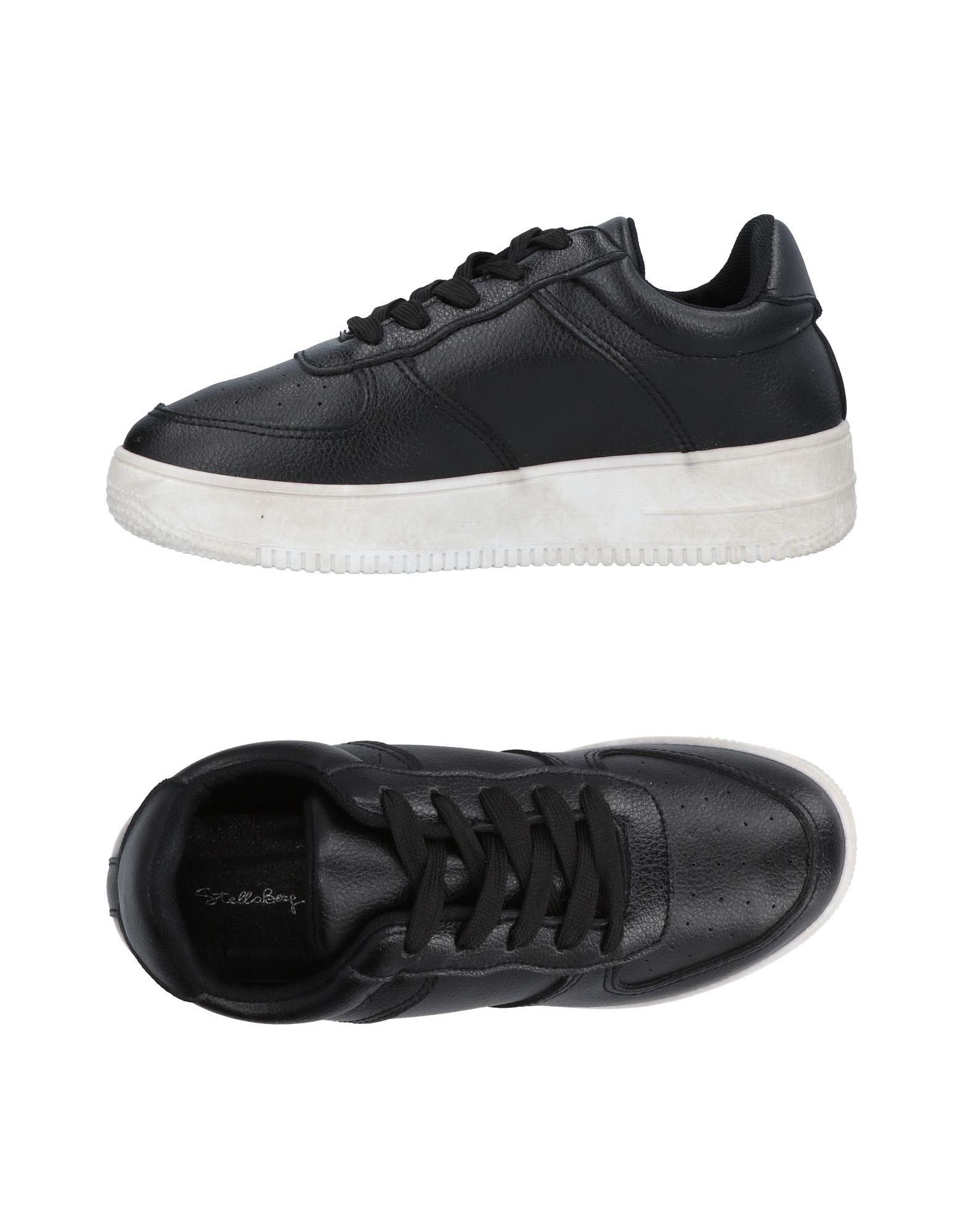 Baskets Stellaberg Femme - Baskets Stellaberg Noir Nouvelles chaussures pour hommes et femmes, remise limitée dans le temps