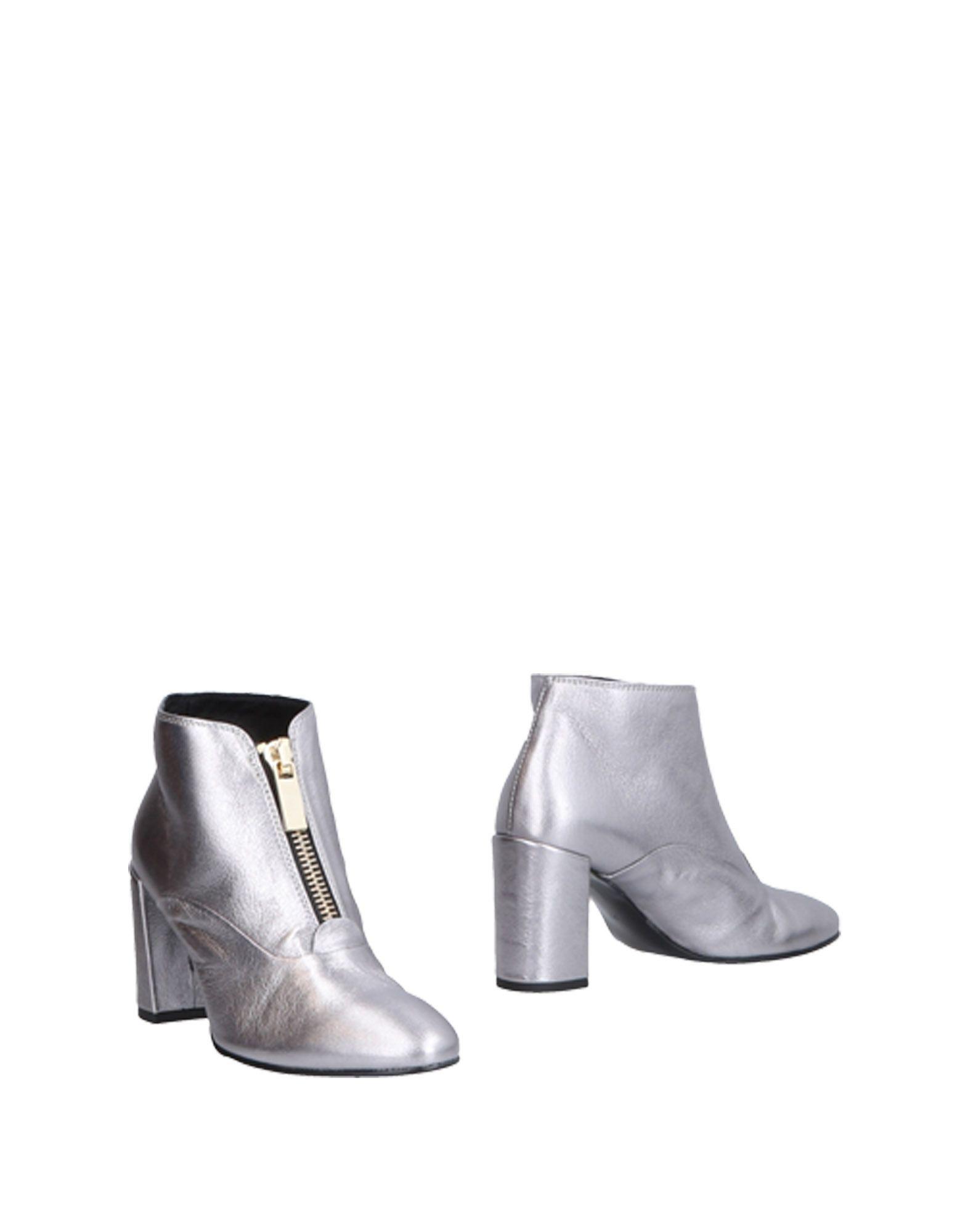 Bottine Tosca Blu Shoes Femme - Bottines Tosca Blu Shoes Argent Dernières chaussures discount pour hommes et femmes