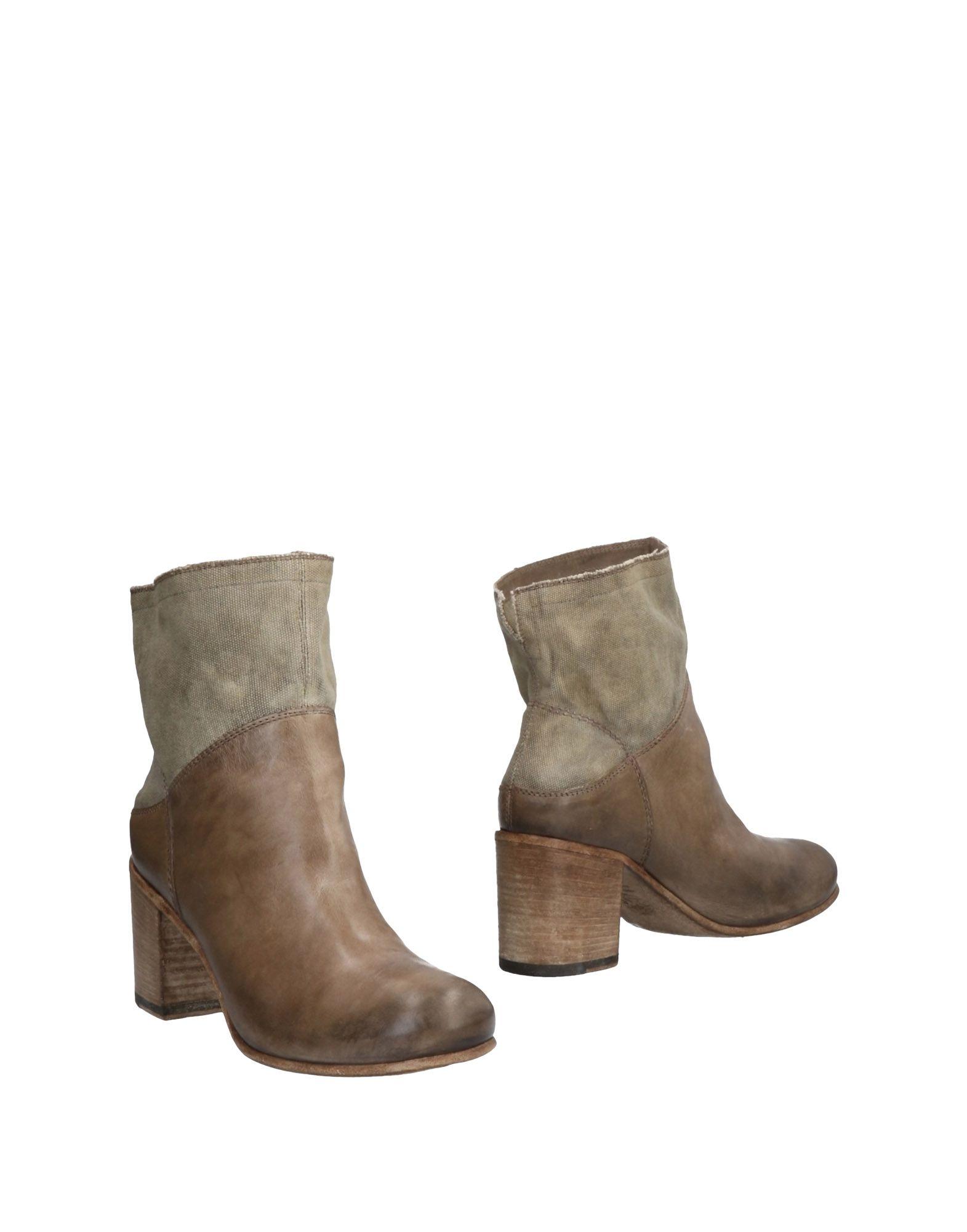 Gut um billige Damen Schuhe zu tragenO.X.S. Stiefelette Damen billige  11468259BP 599c99
