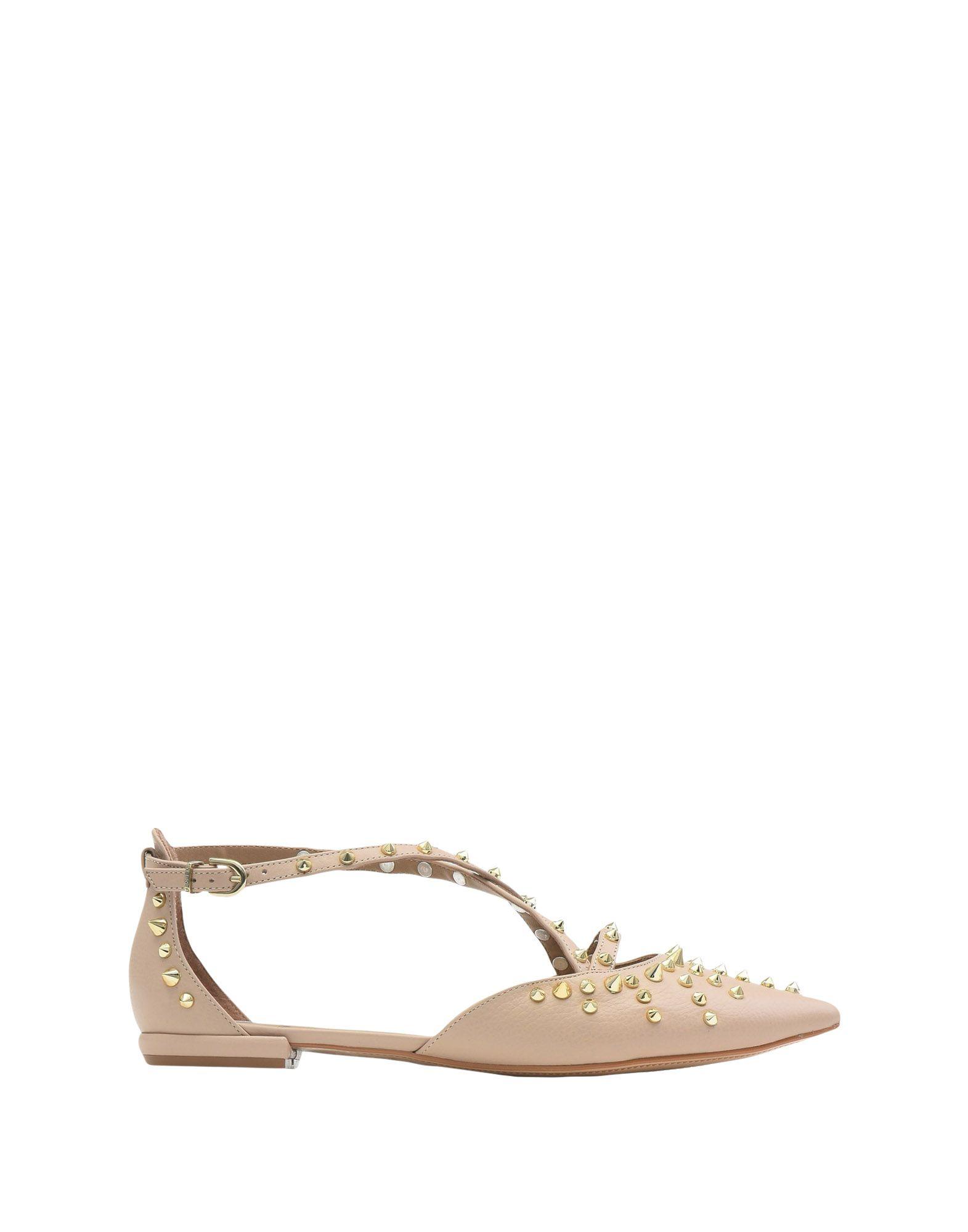 Stilvolle billige Schuhe Werner Ballerinas Damen    11468352XO 4fa134