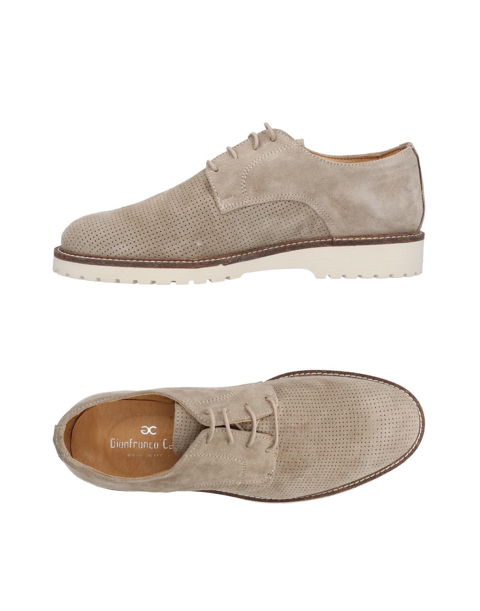 Rabatt echte Schuhe Gianfranco Cenci Schnürschuhe Herren  11468354EG