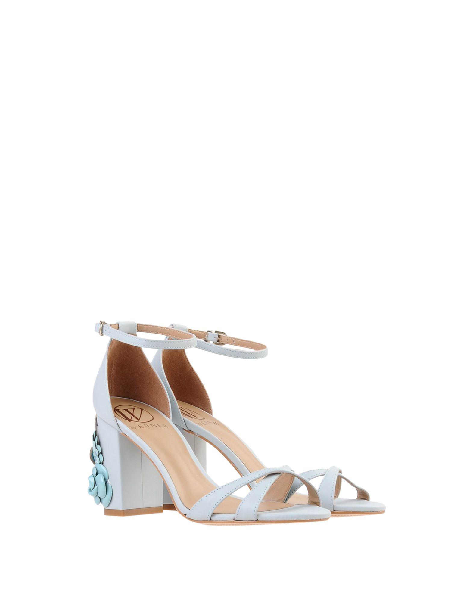 Werner Sandalen Damen  11468389QE Gute Qualität beliebte Schuhe