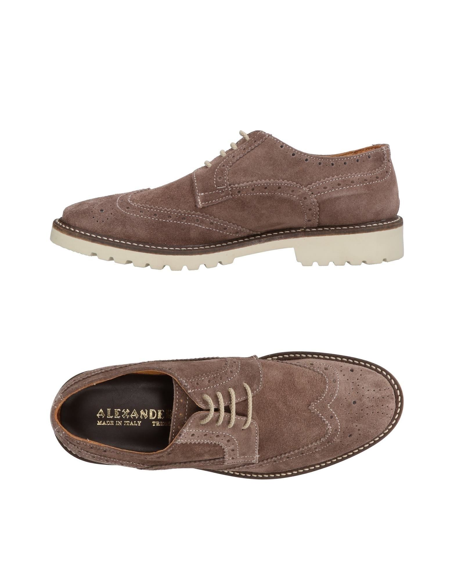 Rabatt echte Schuhe Alexander Schnürschuhe Herren  11468406BM