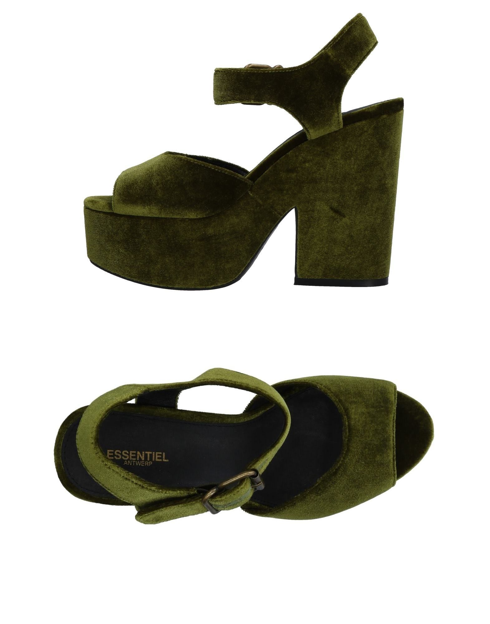 Essentiel Antwerp Sandals - online Women Essentiel Antwerp Sandals online - on  United Kingdom - 11468489EX c2f727