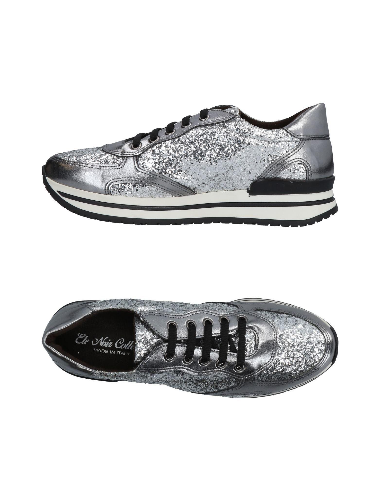 Sneakers Ele Noir Donna - 11468505RX
