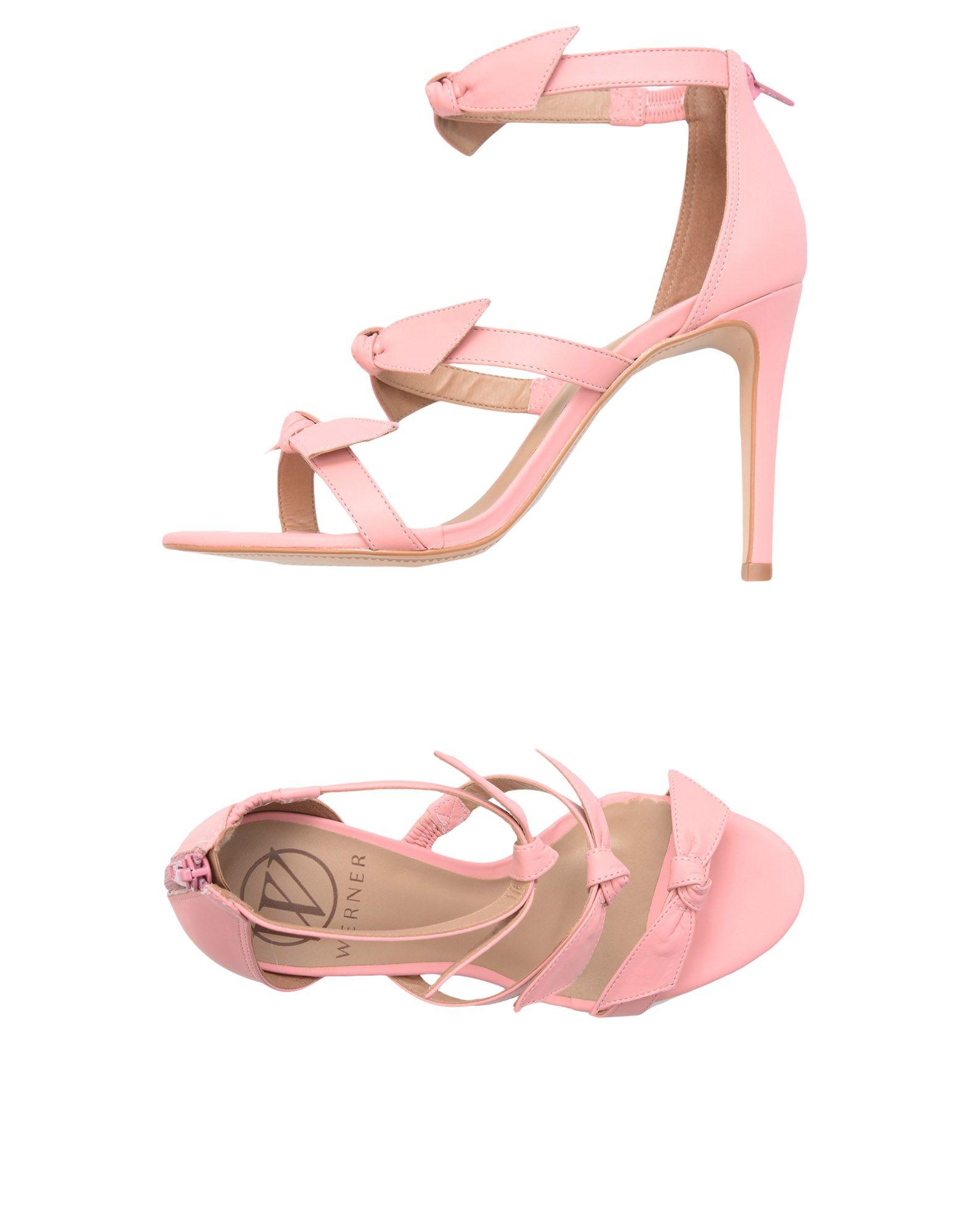 Werner Sandalen Damen  11468549MS Gute Qualität beliebte Schuhe