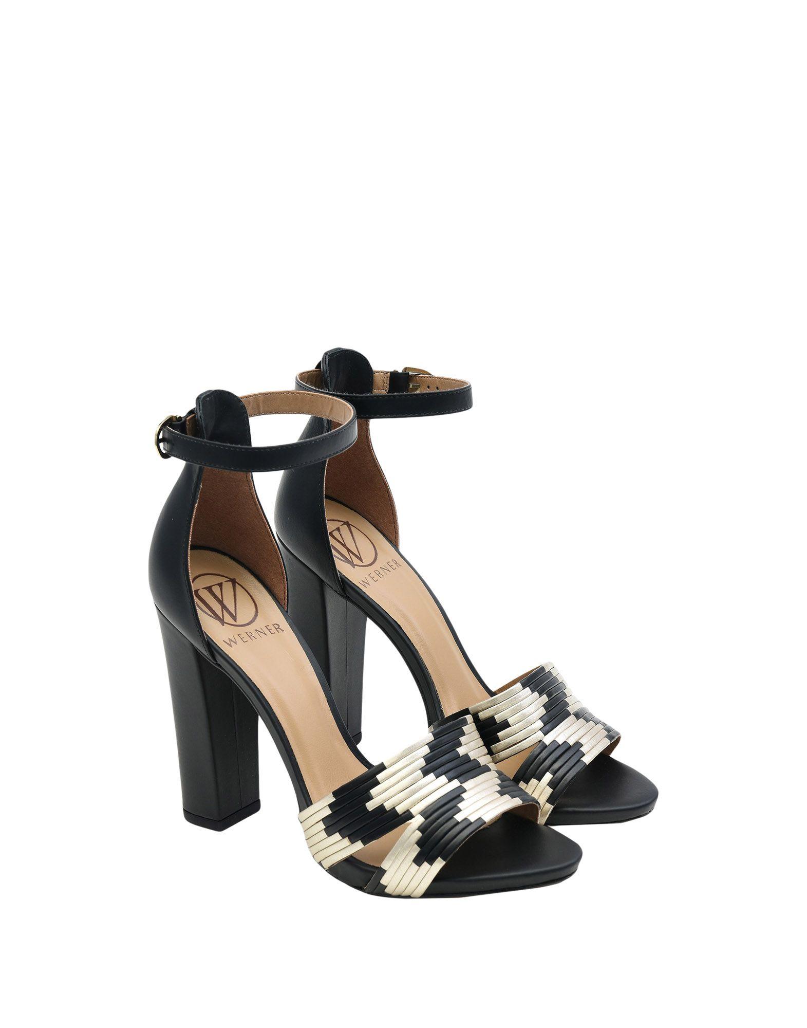 Chaussures - Sandales Werner vT0vsWCPP