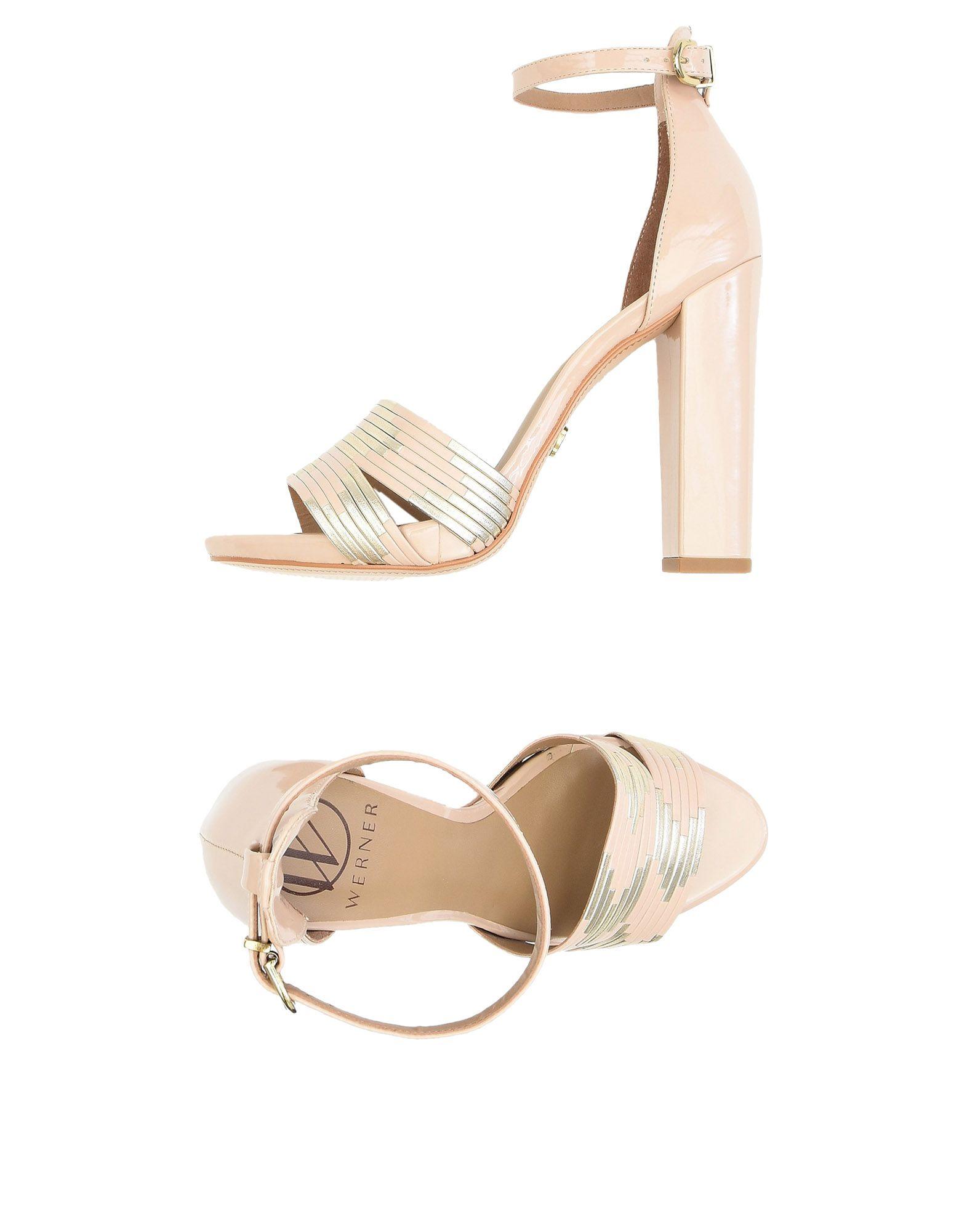 Werner Sandalen Damen  11468562GF Gute Qualität beliebte Schuhe