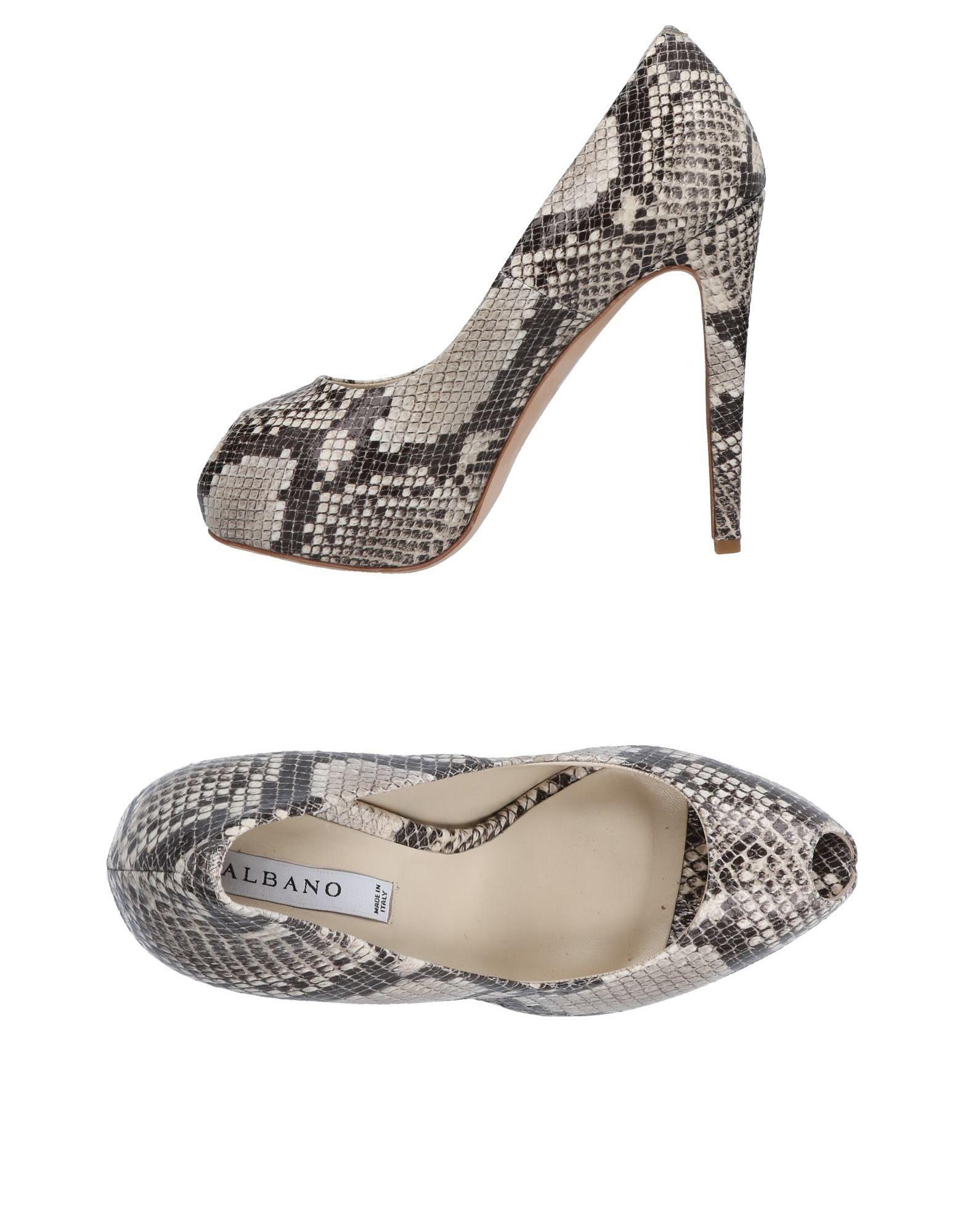 Albano Pumps Damen  11468648WO Gute Qualität beliebte Schuhe