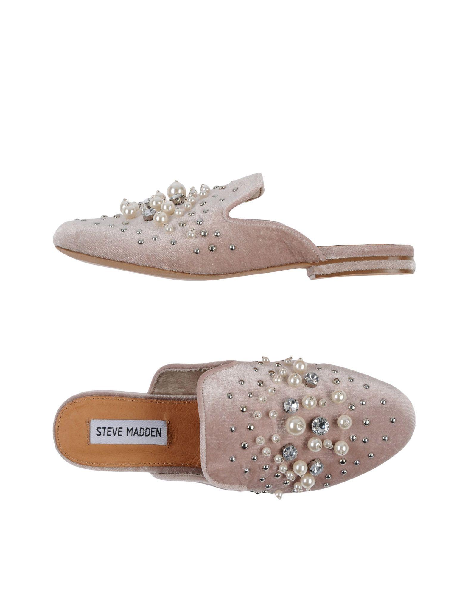 Steve Madden Pantoletten Damen  11468665PM Neue Schuhe
