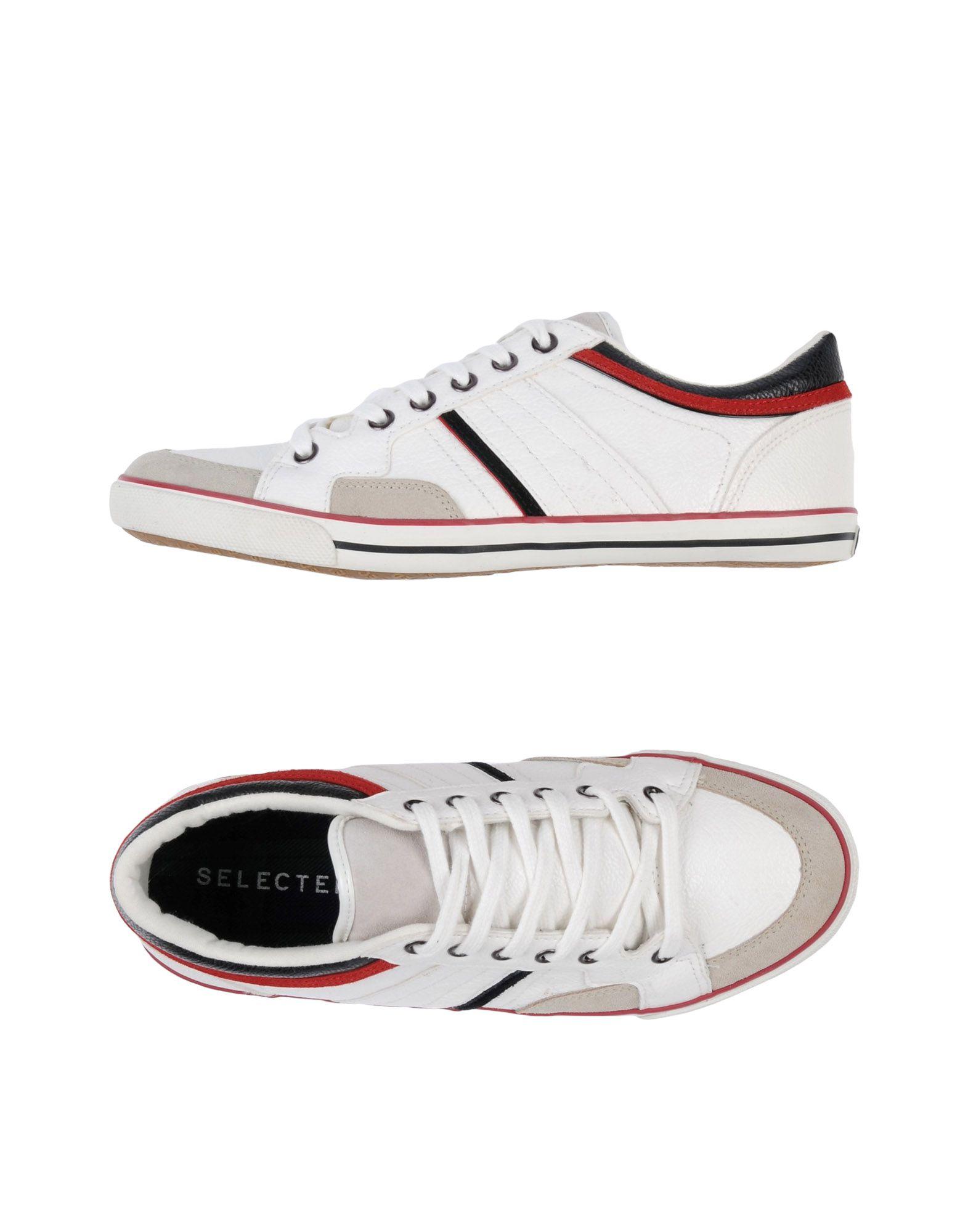 Rabatt echte Schuhe Selected Sneakers Herren  11468695IO