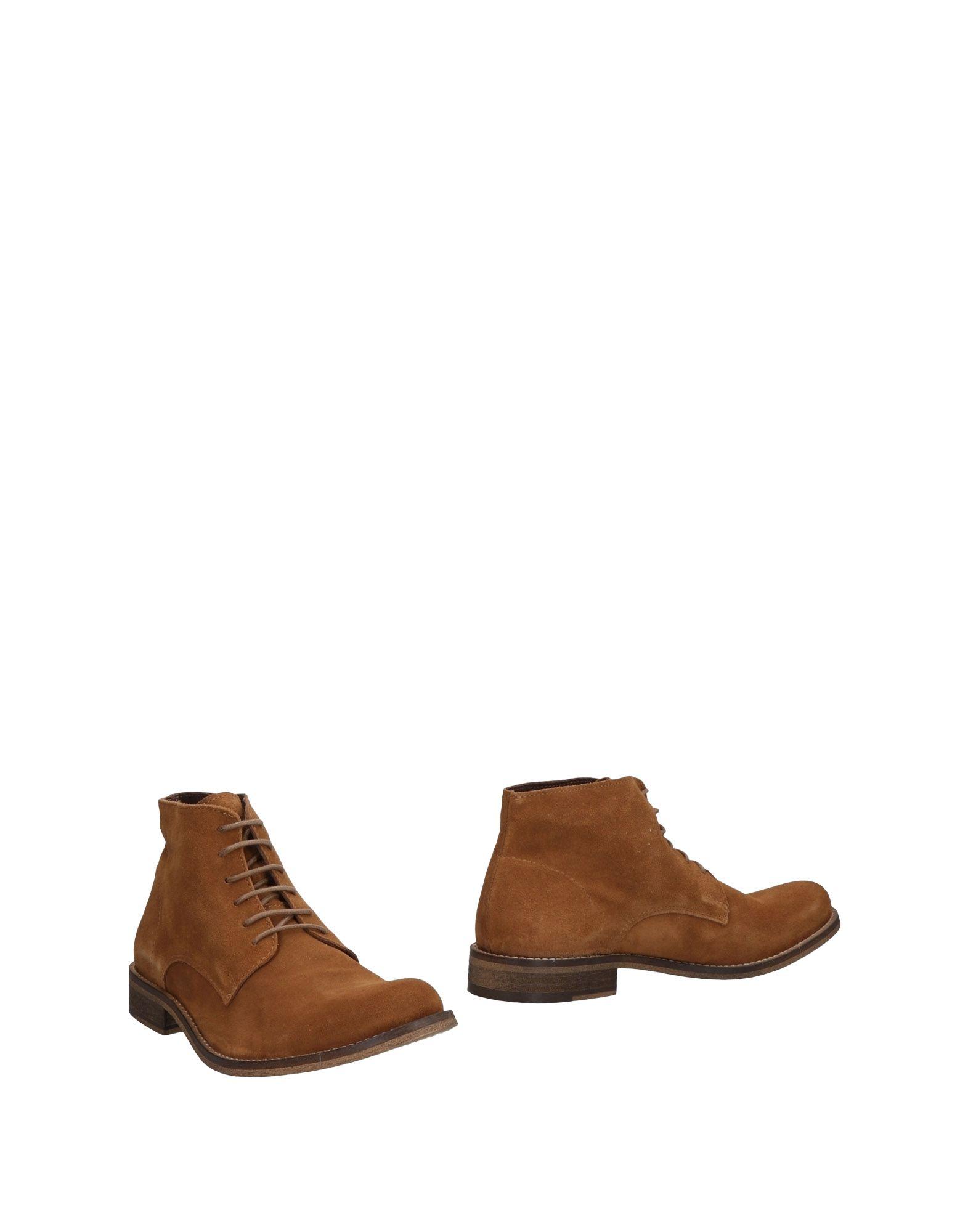 Rabatt echte Schuhe Selected Homme Stiefelette Herren  11468757JL