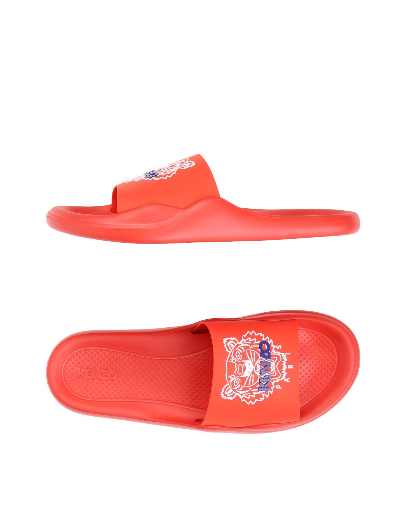 Rabatt echte Schuhe Kenzo Pool Sandal  11468810BC