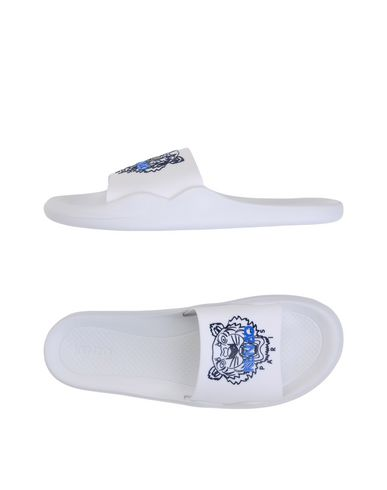 a83234e6 Kenzo Pool Sandal - Sandals - Men Kenzo Sandals online on YOOX ...