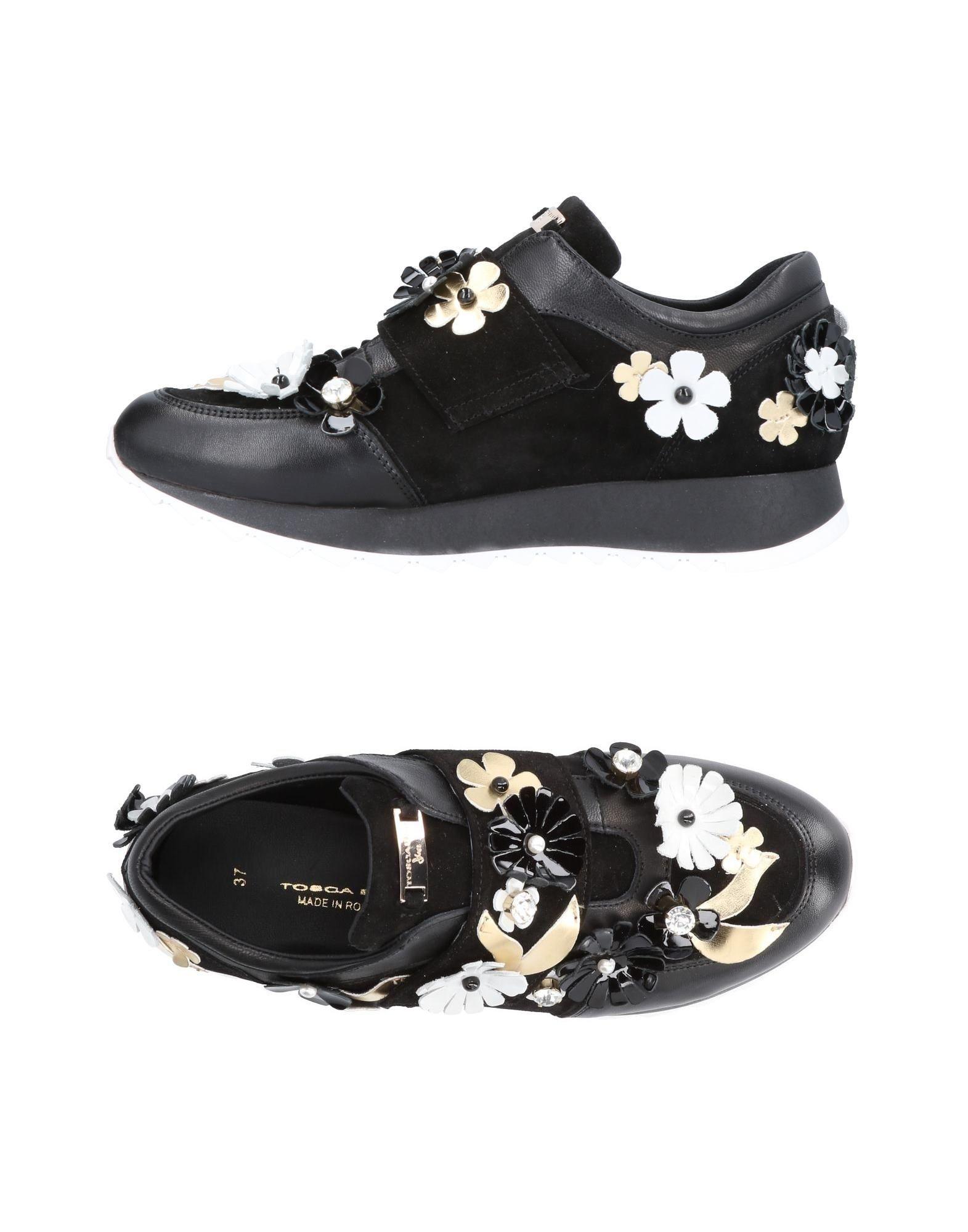 Cómodo y bien parecido Zapatillas - Tosca Blu Shoes Mujer - Zapatillas Zapatillas Tosca Blu Shoes  Negro 29b4aa