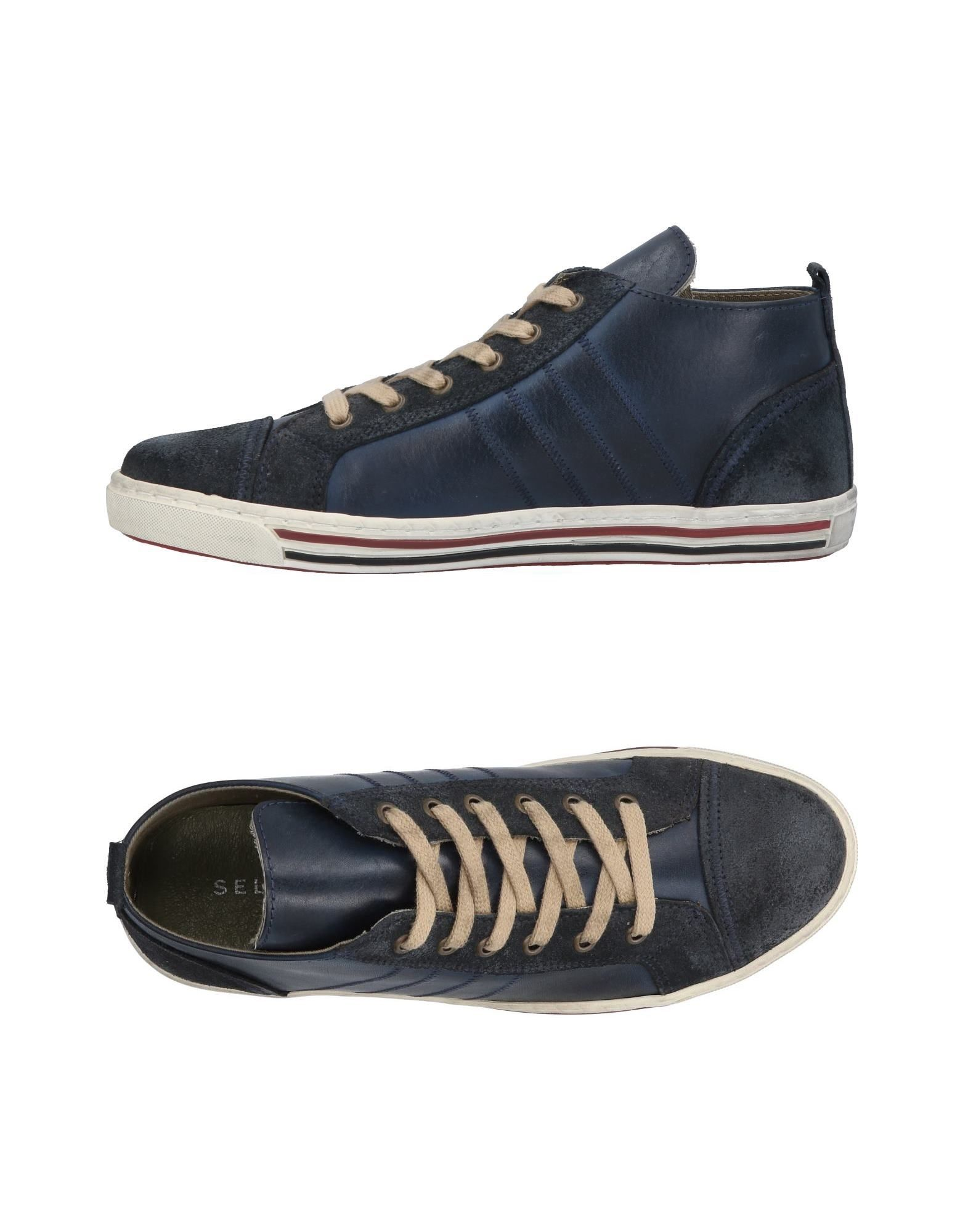 Rabatt echte Schuhe Selected Sneakers Herren  11468827RI