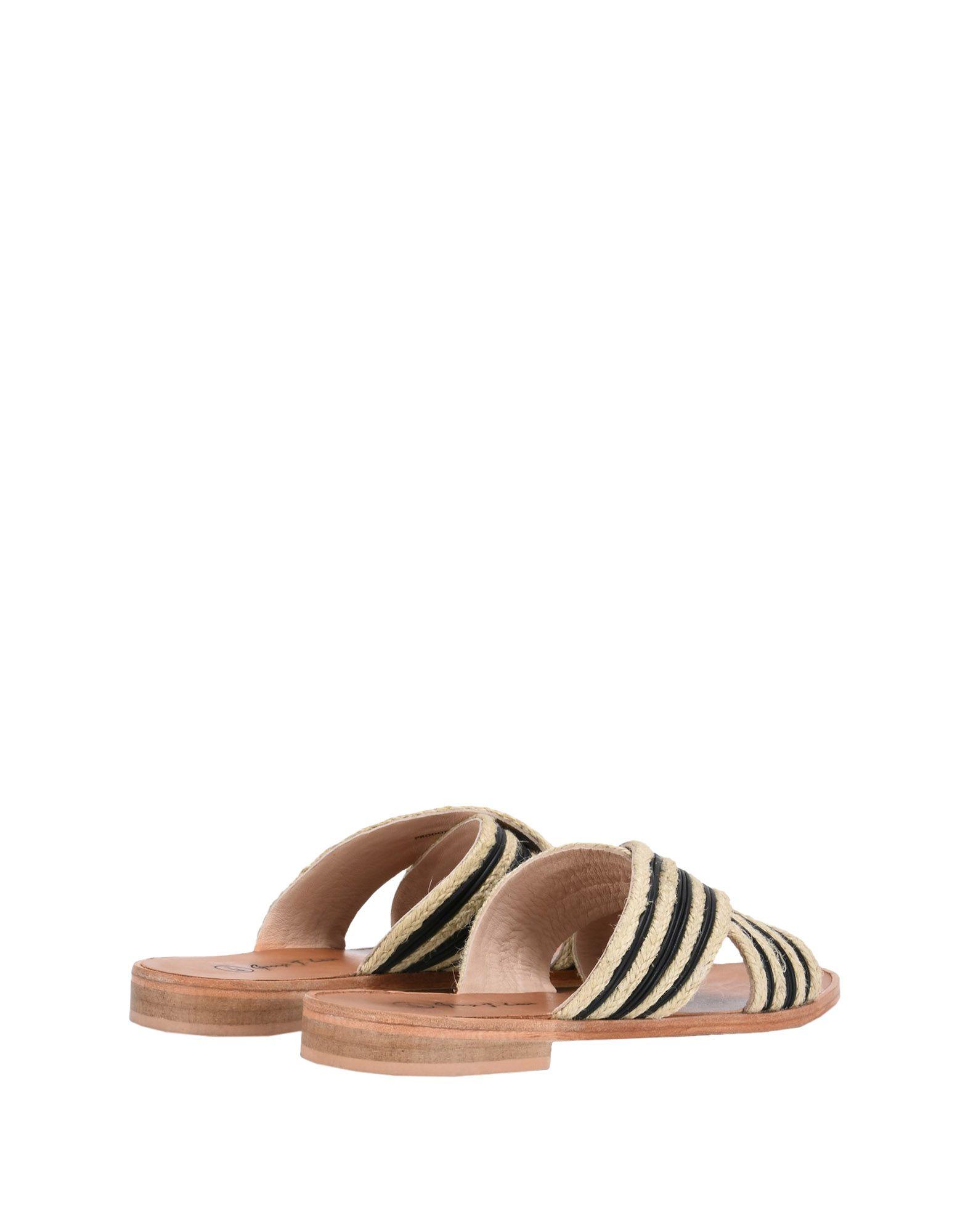 George J. Love Sandalen Schuhe Damen  11468958LB Neue Schuhe Sandalen bd9a4f