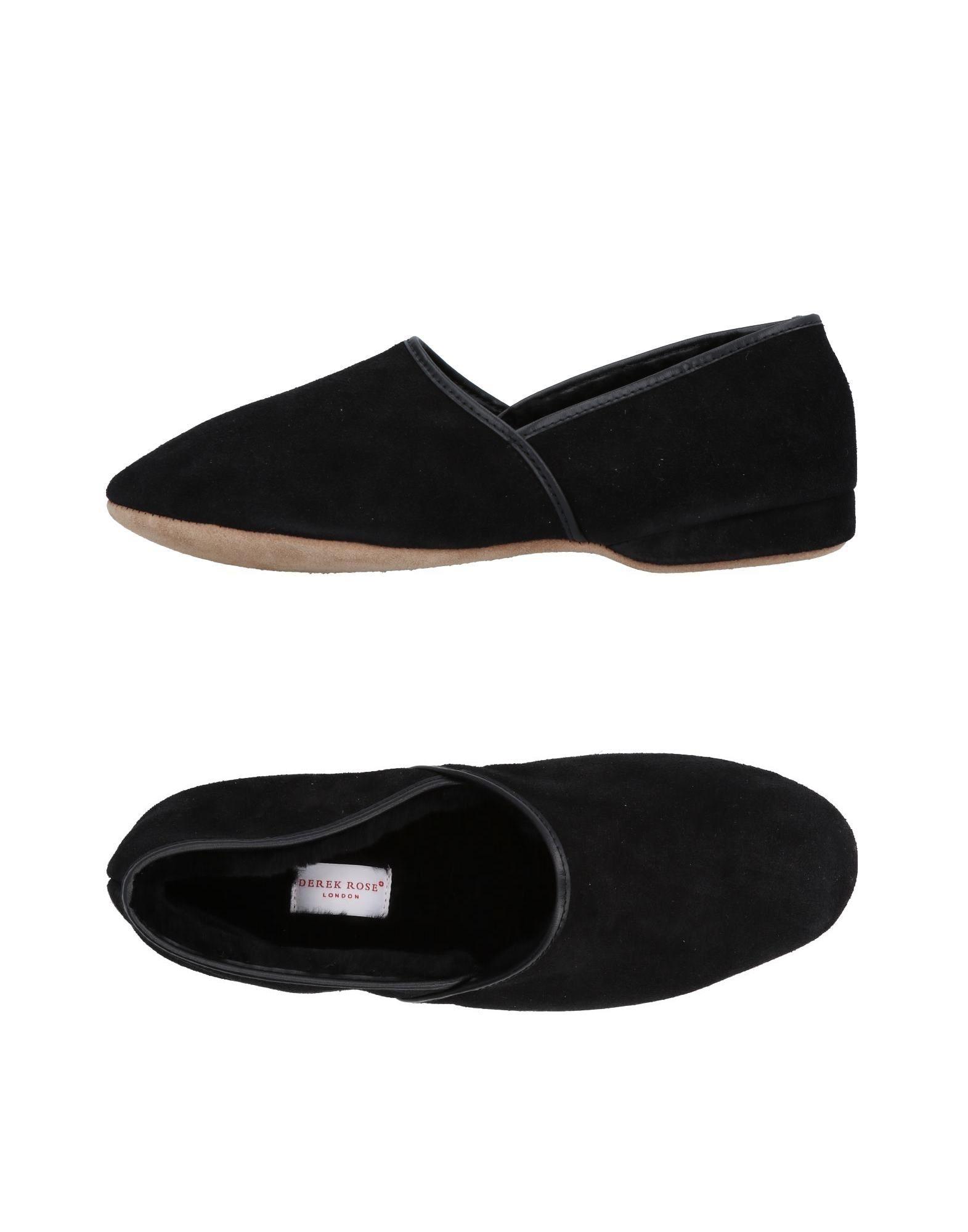Rabatt echte Schuhe Derek Rose Hausschuhe Herren  11468976CR