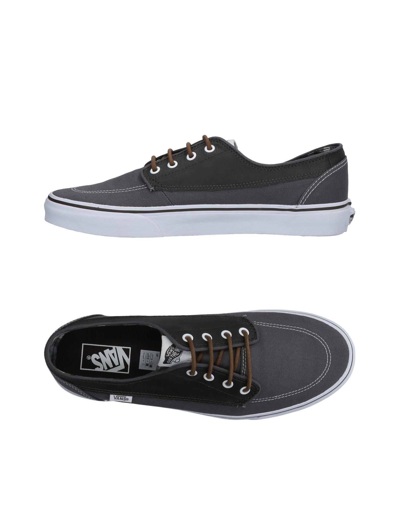 Rabatt echte Schuhe Vans Sneakers Herren  11468989GR