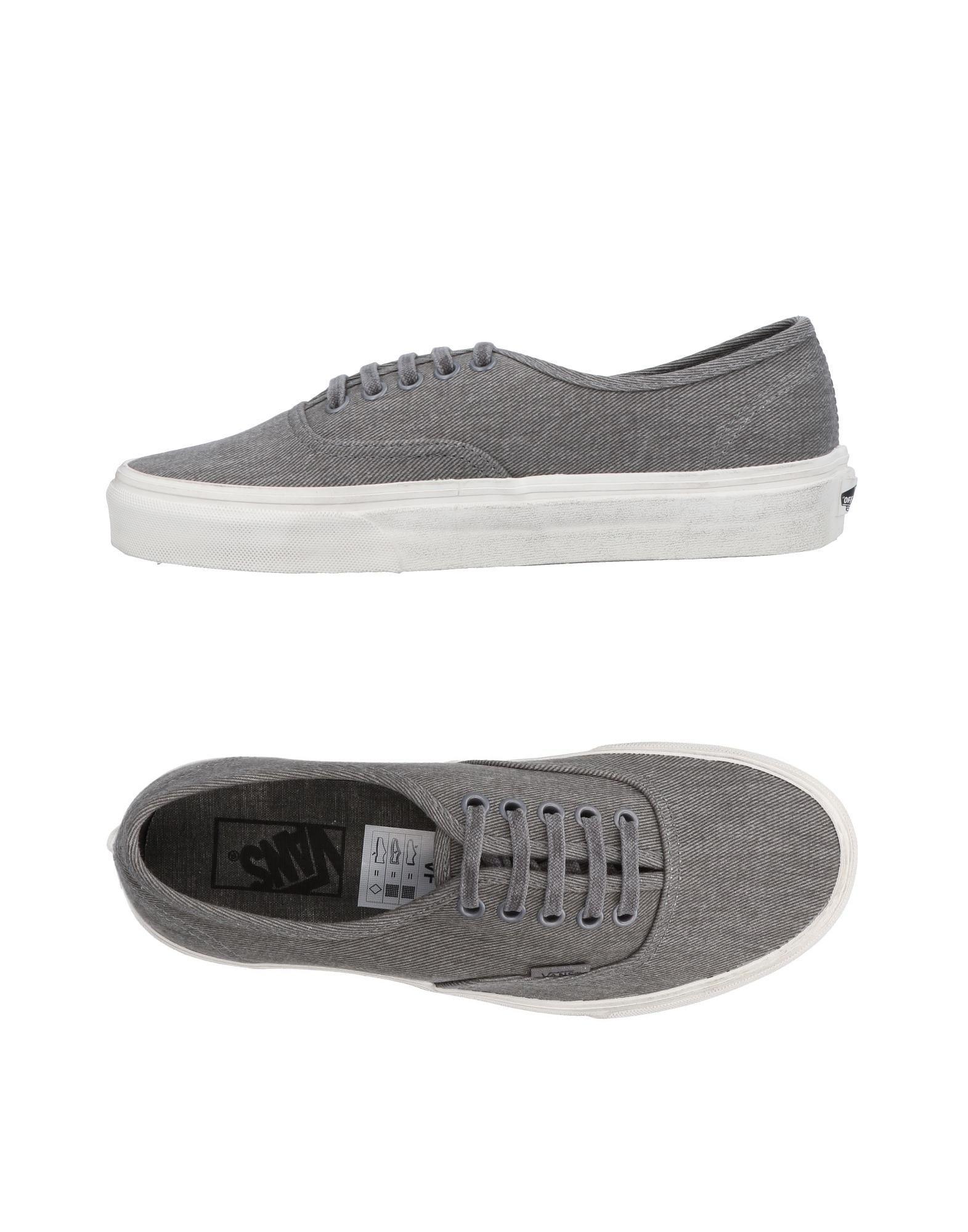 Vans Sneakers - Men Vans Sneakers online on on on  United Kingdom - 11468997FQ 2f3ec0