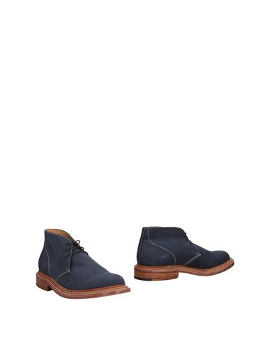 Zapatos con descuento Botín Grson Hombre 11469000UD - Botines Grson - 11469000UD Hombre Azul oscuro d1b08e