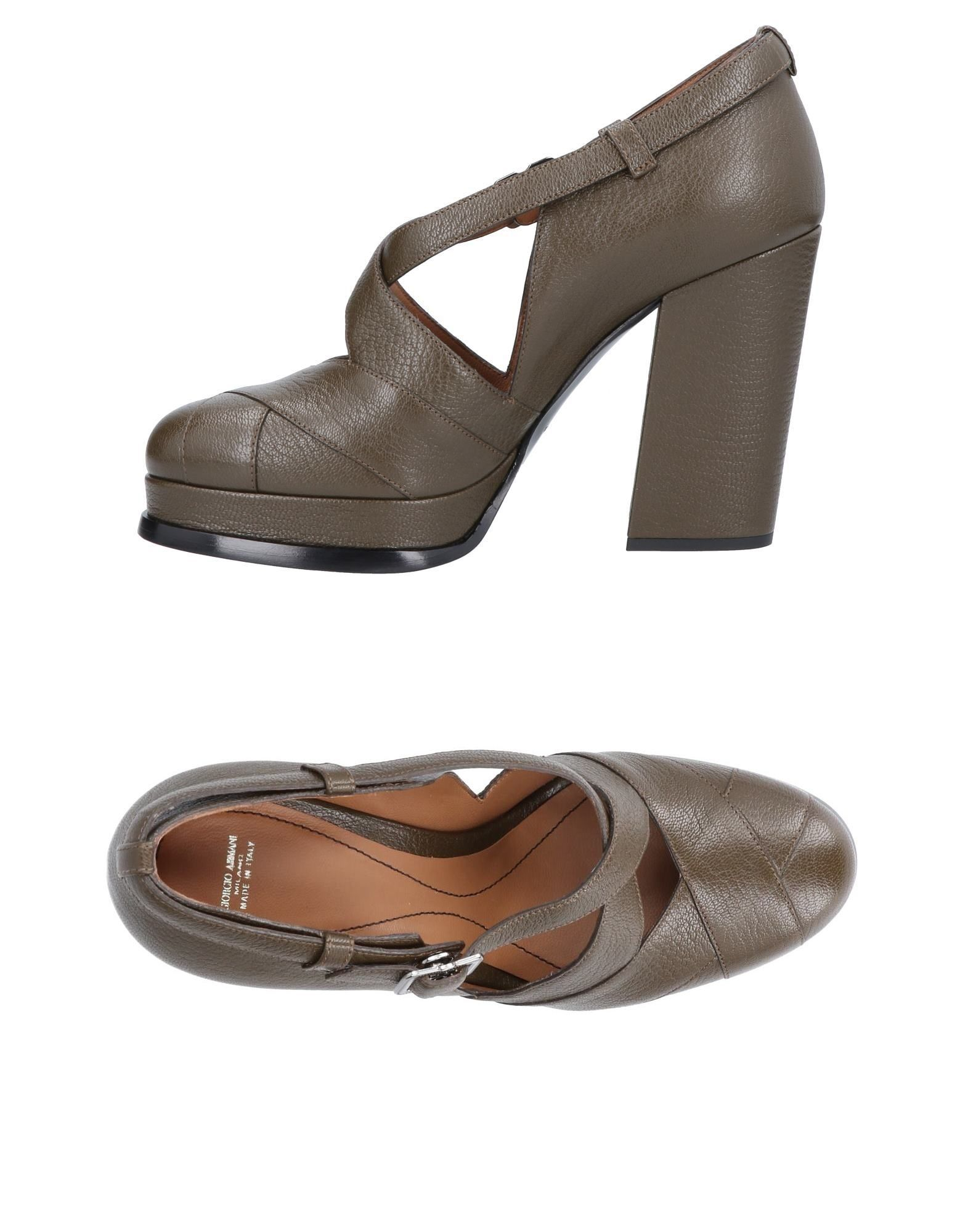 Giorgio Armani Pumps Damen  11469029SF Neue Schuhe