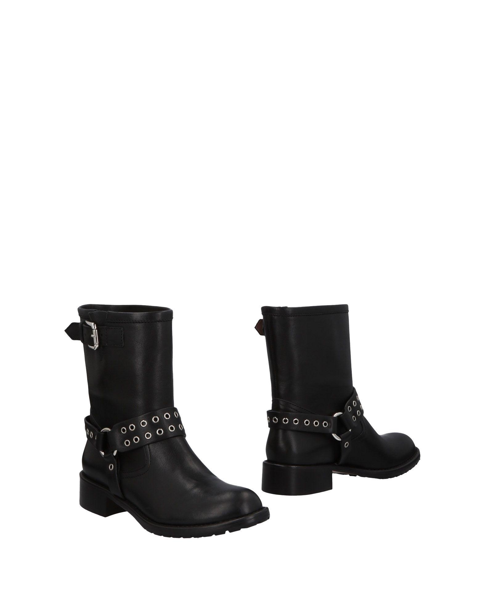 Stilvolle billige Schuhe ROT ROT Schuhe Stiefelette Damen 11469059JV a38a80