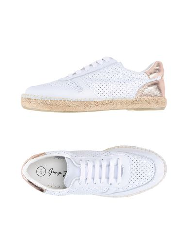 bestselger online klaring Manchester George J. George J. Love Sneakers Elsker Joggesko billig pris falske rabatt utforske mSeYm0EZ9
