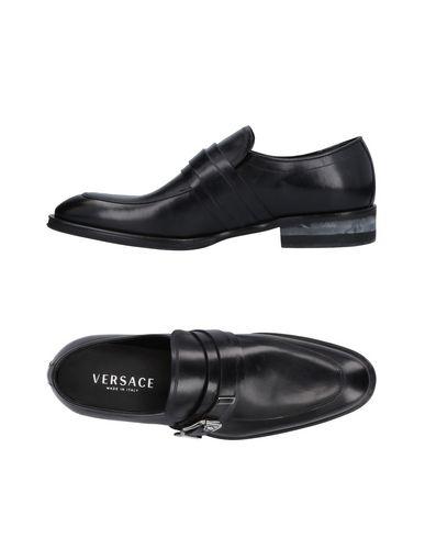 Zapatos con descuento Mocasín Versace Hombre - Mocasines Versace - 11469224BA Negro