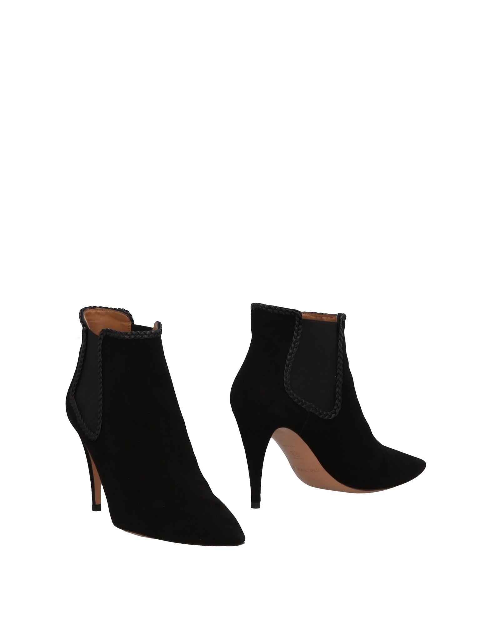 Pura López Stiefelette Damen  11469227TPGut aussehende strapazierfähige Schuhe