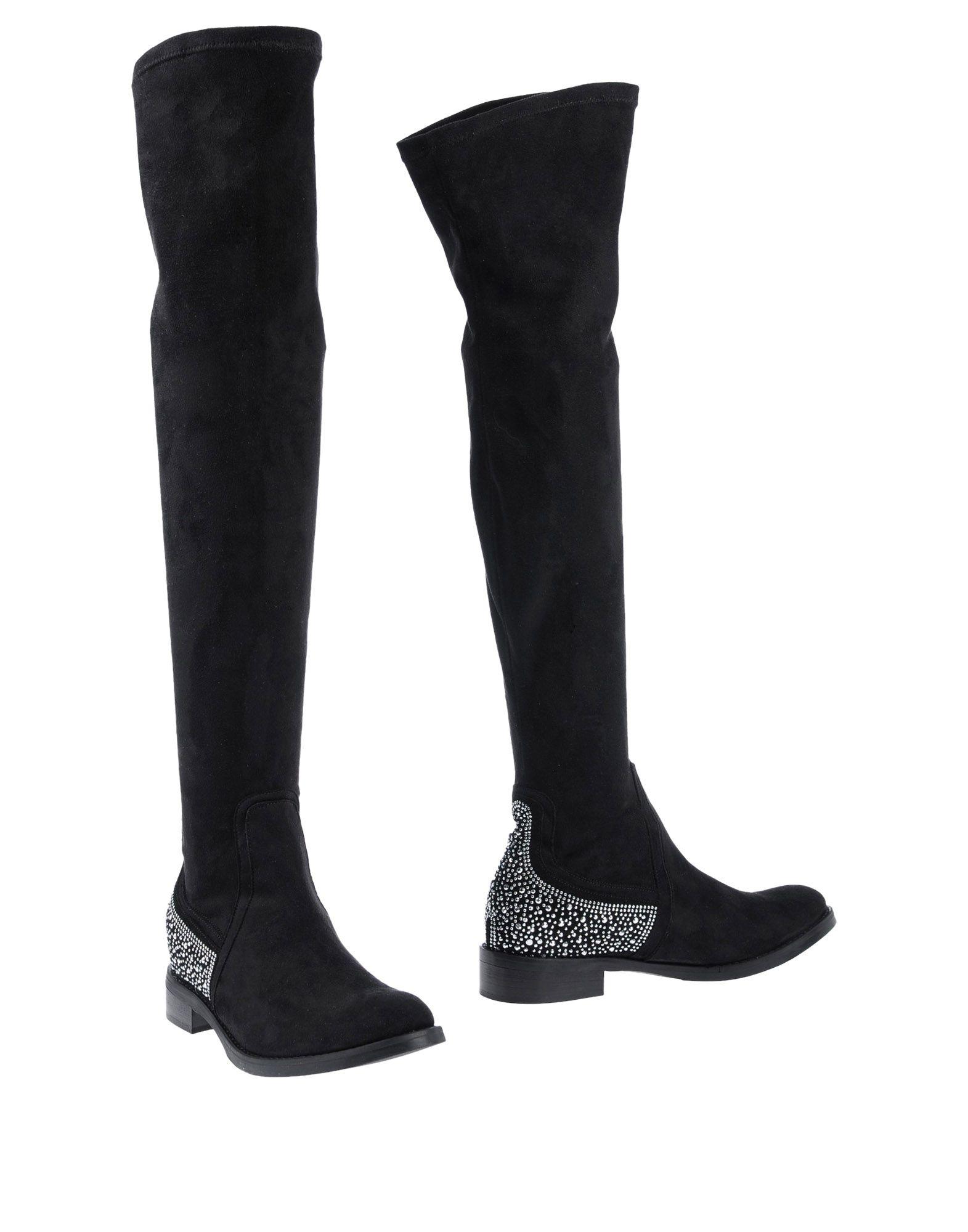 Haltbare Mode billige Schuhe Stele Stiefel Damen  11469259AP Heiße Schuhe
