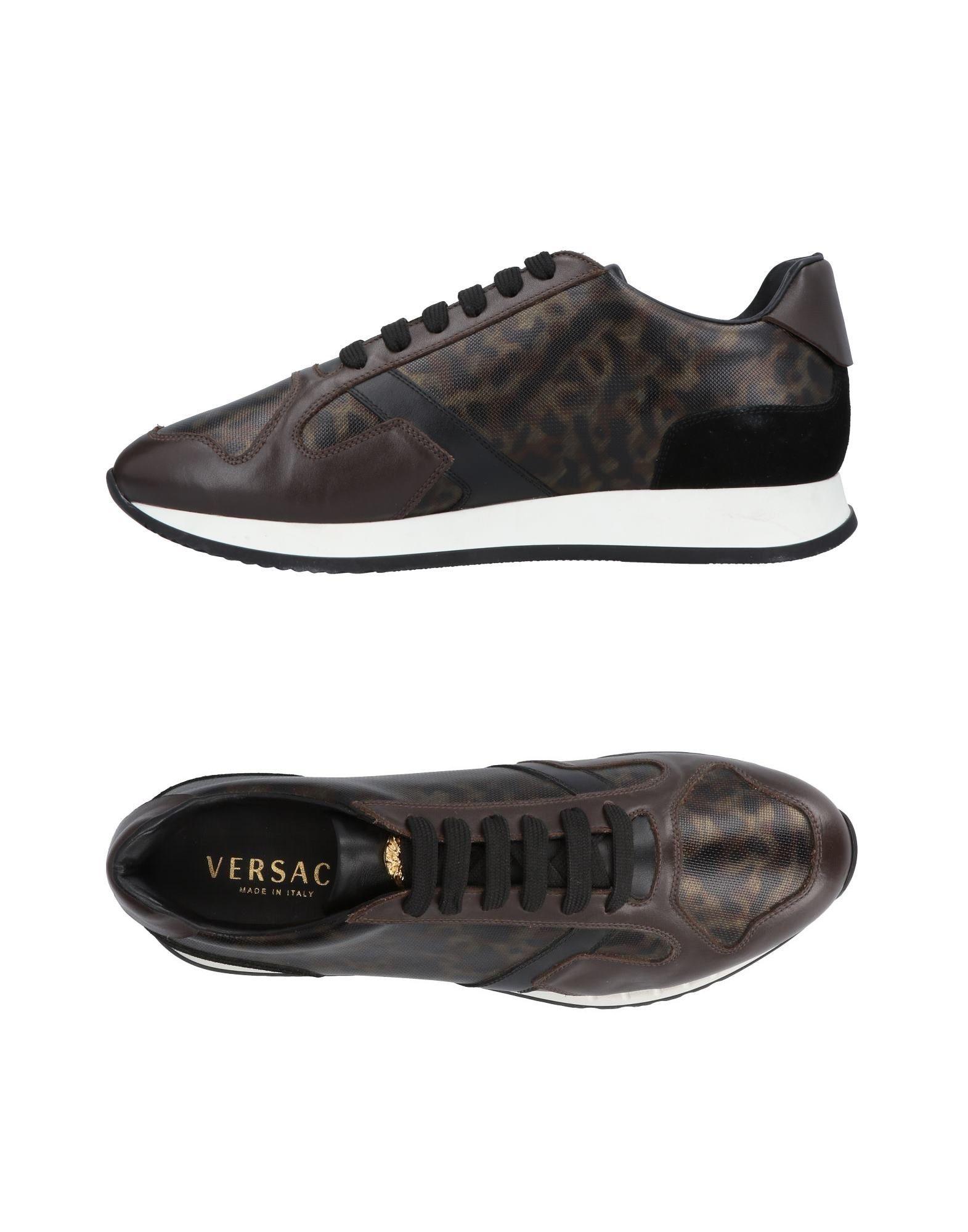 Versace Sneakers Sneakers - Men Versace Sneakers online on on Canada Canada  - 11469308GP fec473a 7a9d59c86