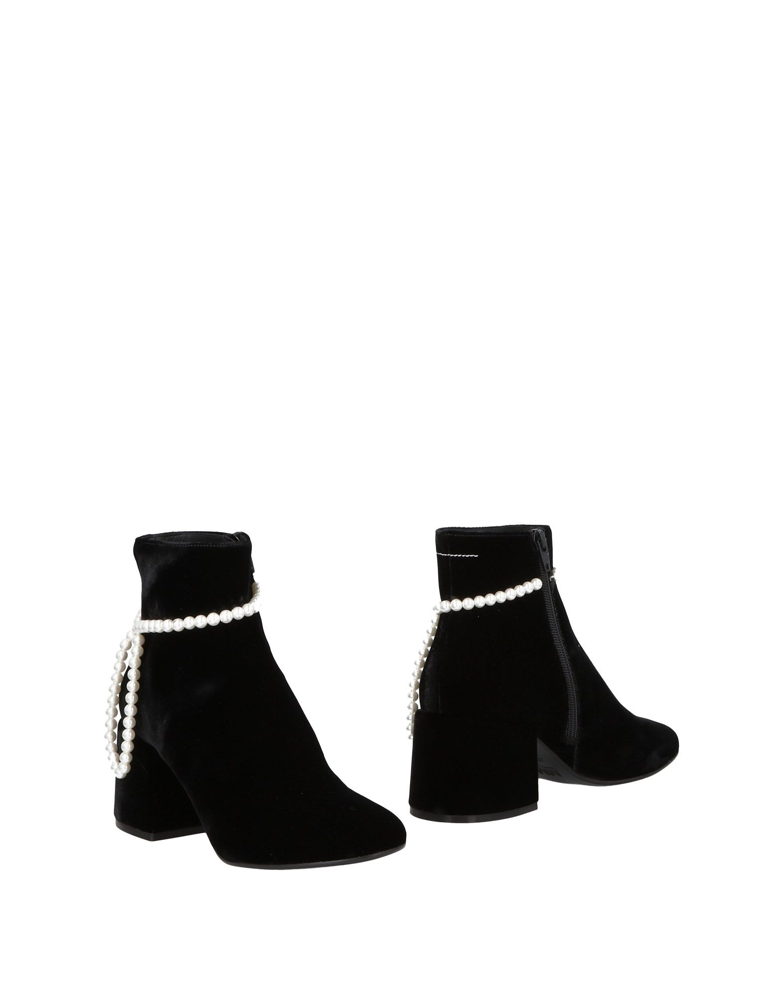 Mm6 Maison Margiela Stiefelette Damen  11469412EV Neue Schuhe