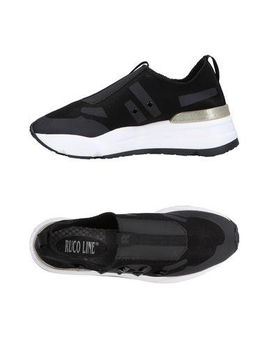Zapatos de hombre y mujer de promoción Ruco por tiempo limitado Zapatillas Ruco promoción Line Mujer - Zapatillas Ruco Line - 11469420UM Negro cd51e9