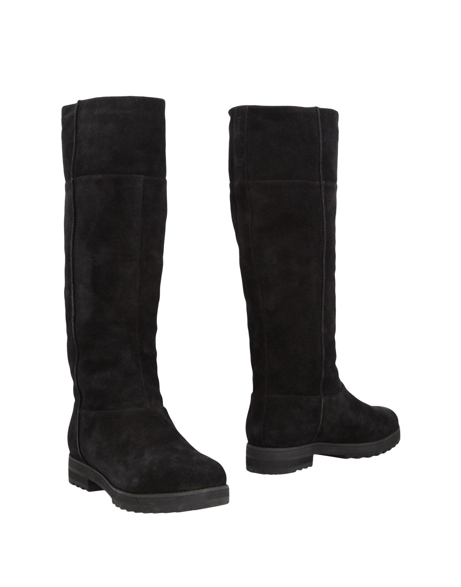 Rabatt Schuhe Jil Sander Navy Stiefel Damen  11469567PI