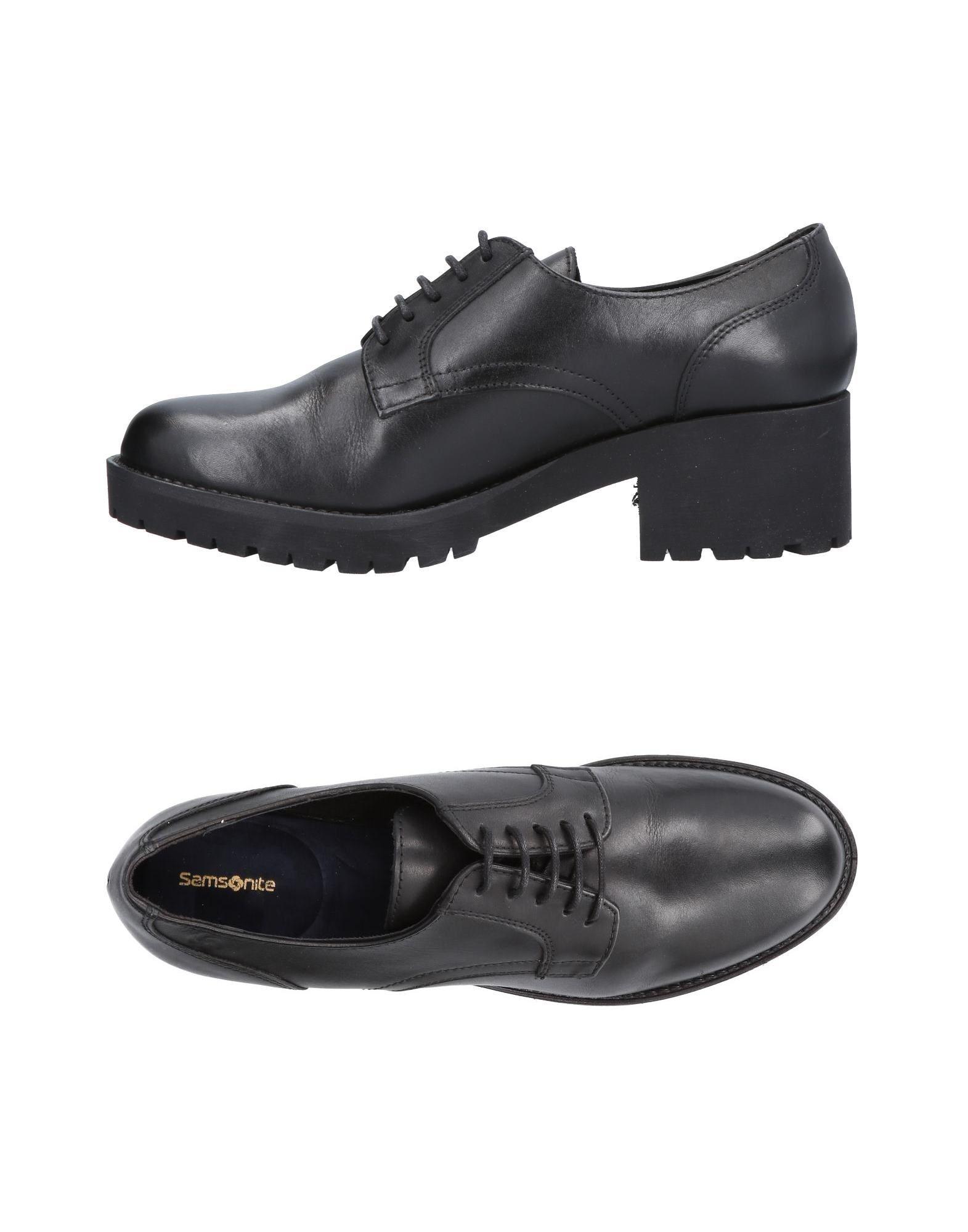 Samsonite Schnürschuhe Damen  11469768EV Gute Qualität beliebte Schuhe