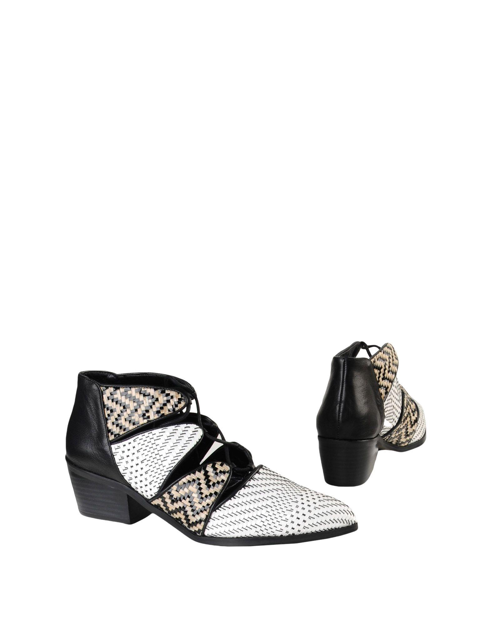 Bottine E8 By Miista Cyrene - Femme Miista - Bottines E8 By Miista Femme Blanc Chaussures femme pas cher homme et femme 6bda76