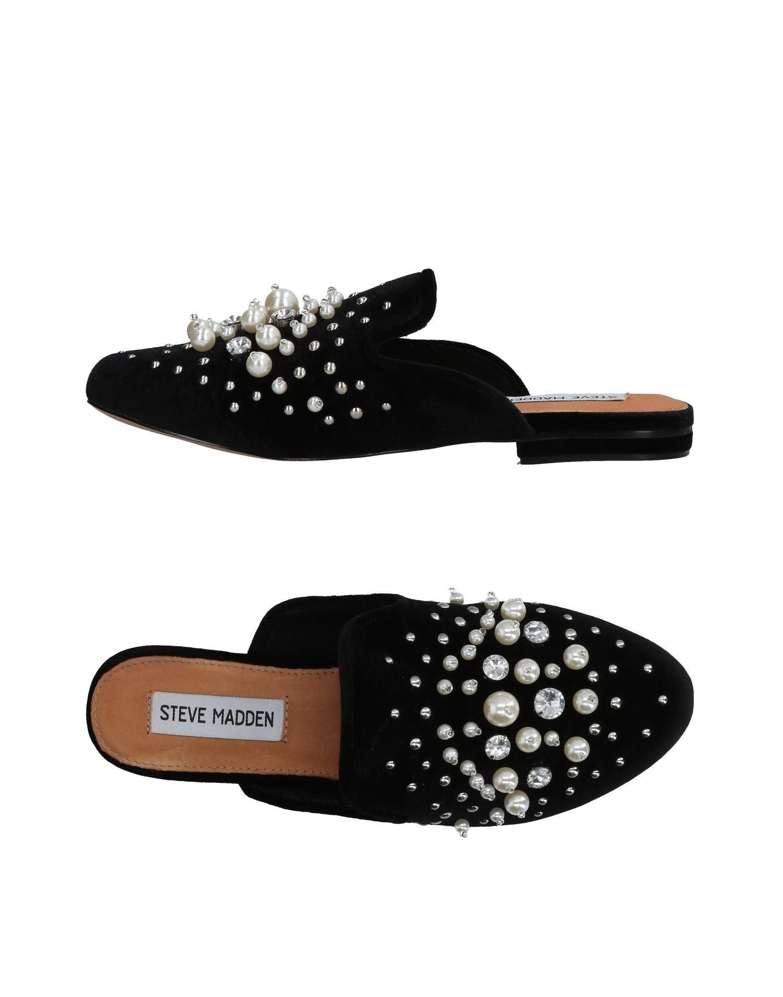 Steve Madden Pantoletten Damen  11469827RR Neue Schuhe