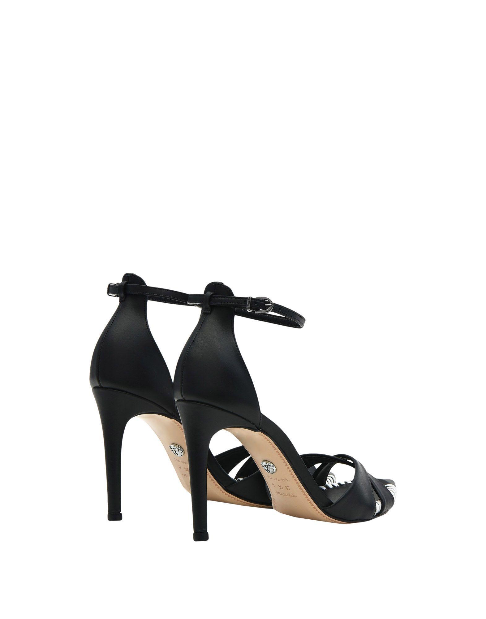 Werner Sandalen Damen  11469844QW Gute Qualität beliebte Schuhe