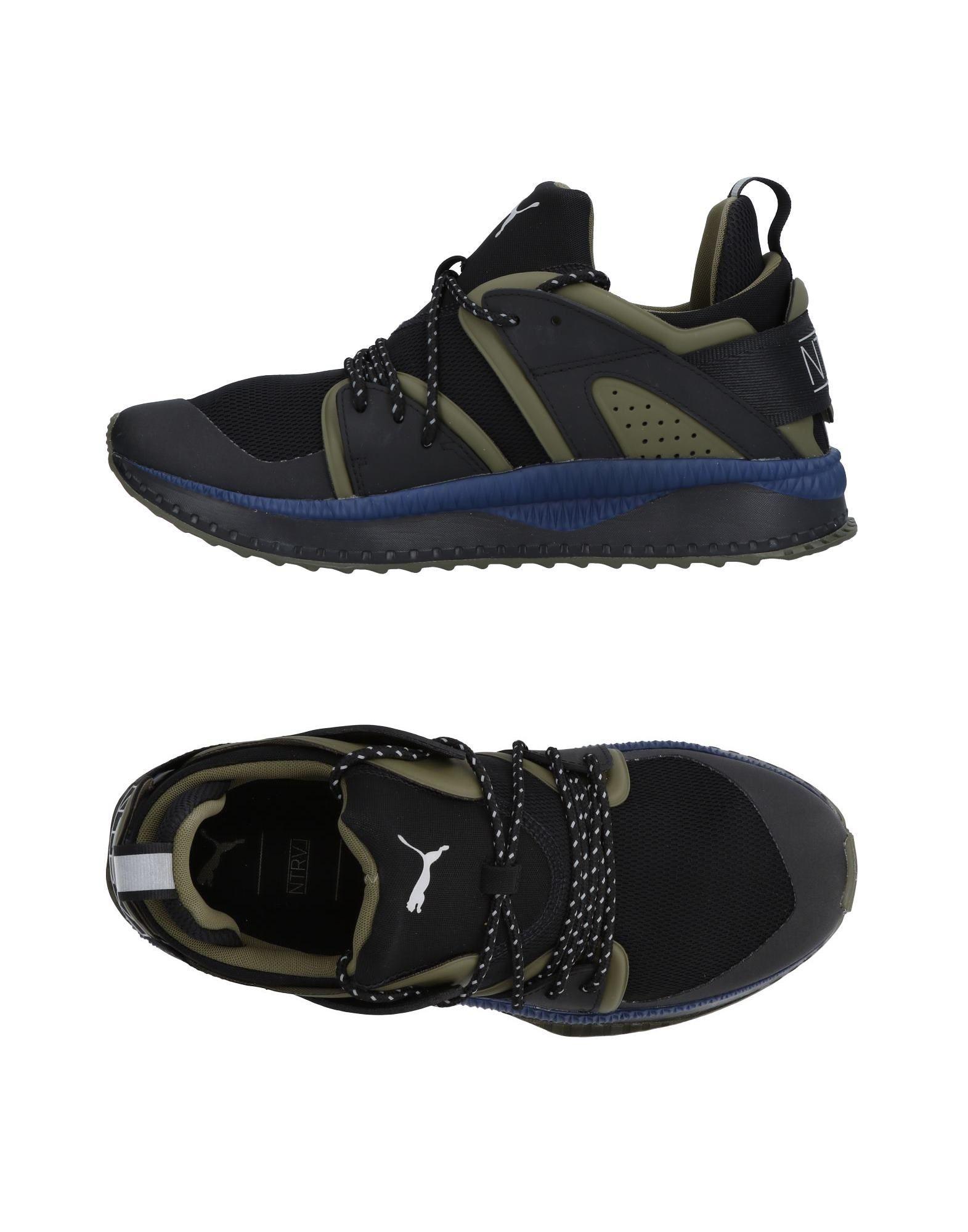 Rabatt echte Schuhe Puma Sneakers Herren  11469862SA