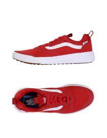 scarpe vans donna rosse 38.5