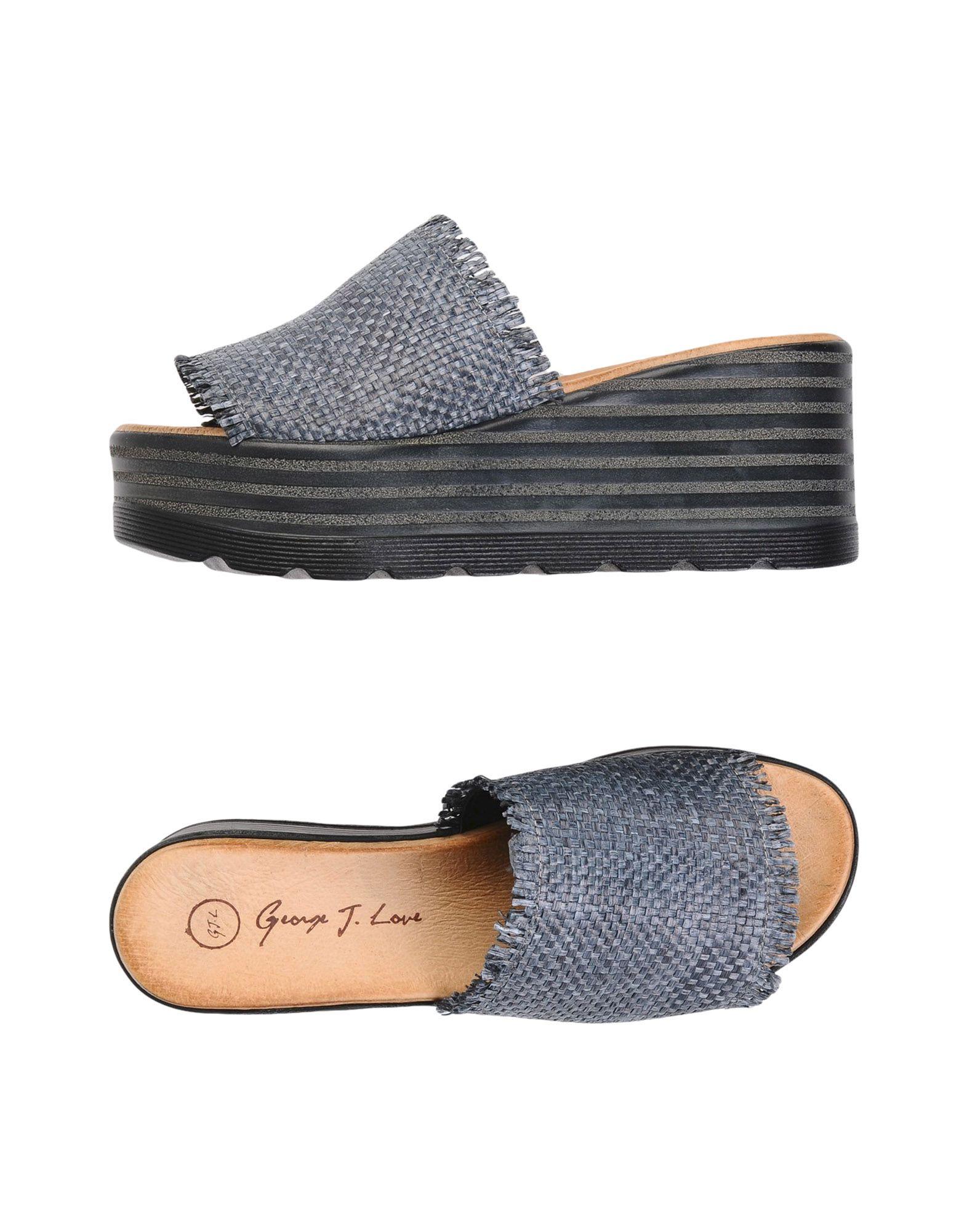 George J. Love Sandalen Damen  11469966BC Gute Qualität beliebte Schuhe