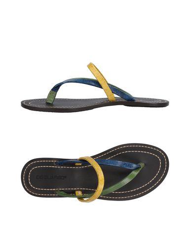 Zapatos con descuento Sandalias De Dedo Dsquared2 Dedo Hombre - Sandalias De Dedo Dsquared2 Dsquared2 - 11469967SB Verde militar 3b99b7