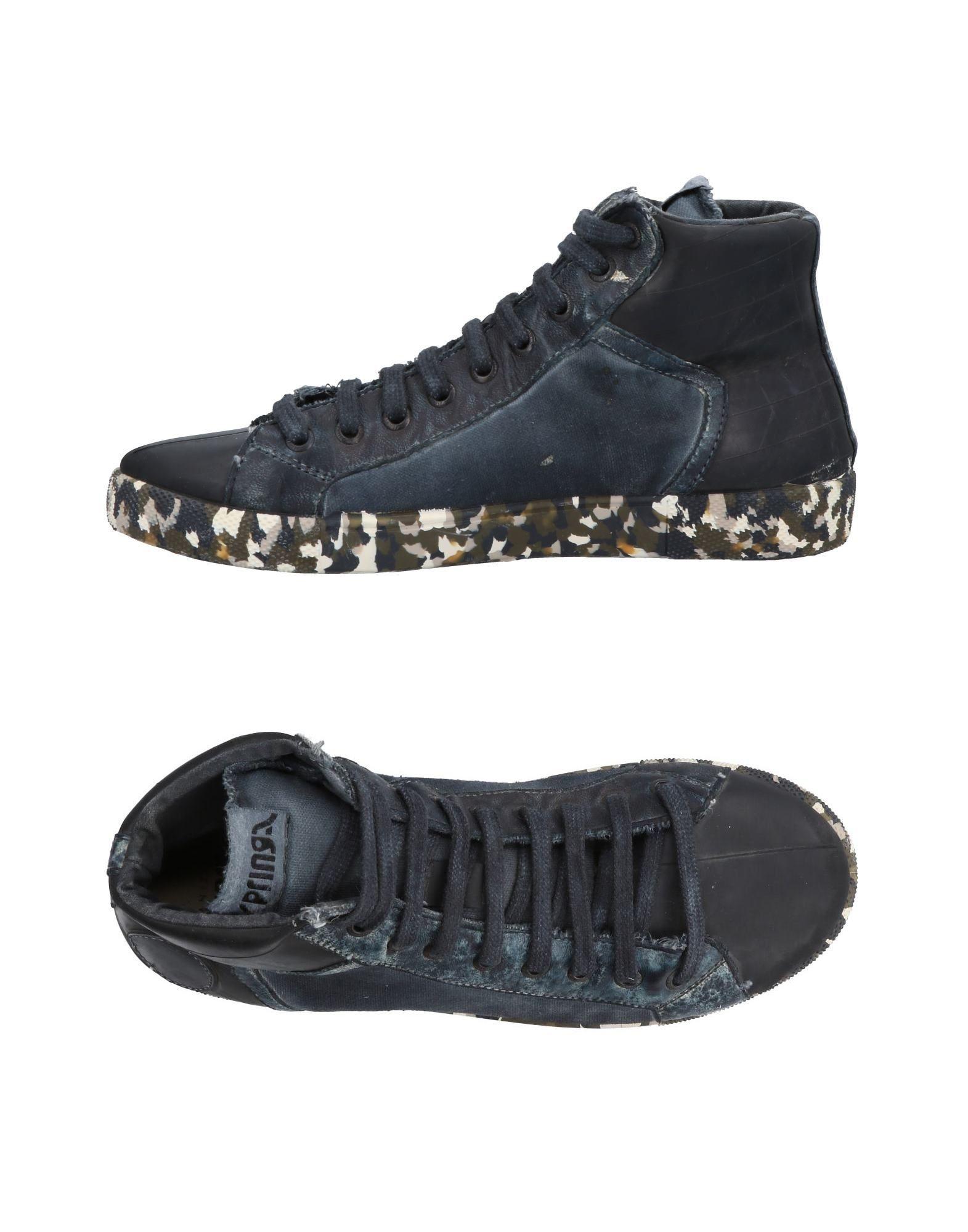 Rabatt echte Schuhe Springa Sneakers Herren  11469979EJ