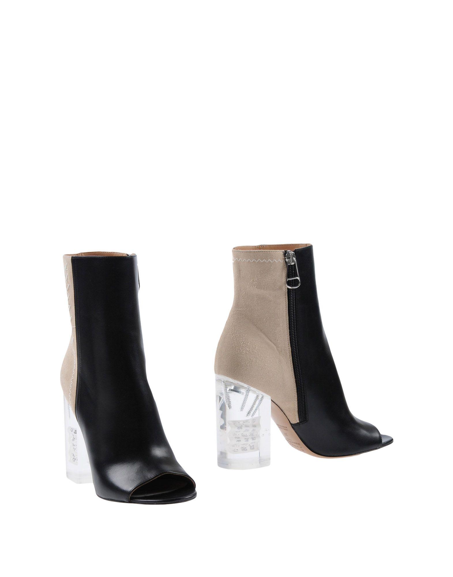 Maison Margiela Neue Stiefelette Damen  11470028WN Neue Margiela Schuhe d1c029