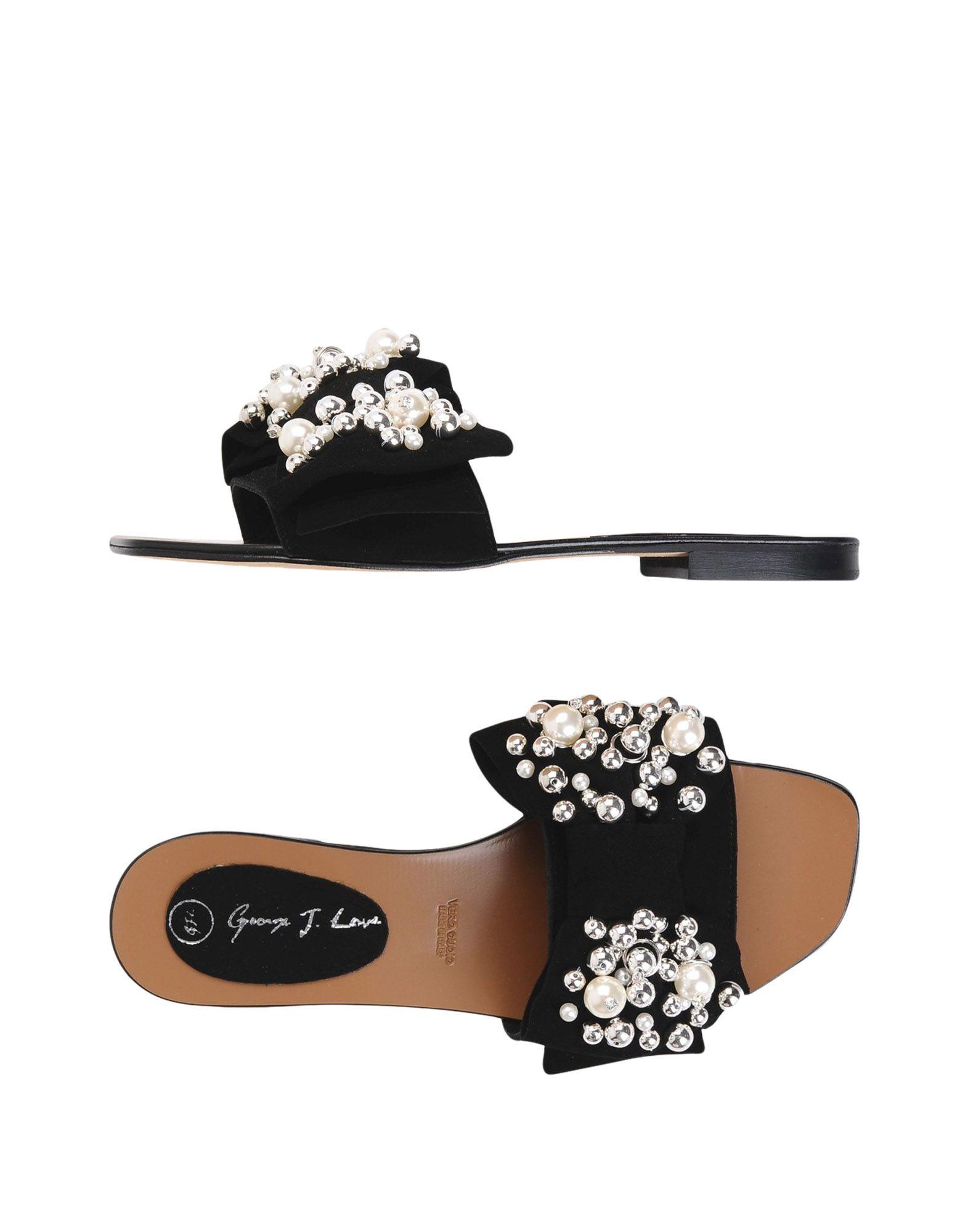 George J. Love Sandalen Damen  11470034IM Gute Qualität beliebte Schuhe